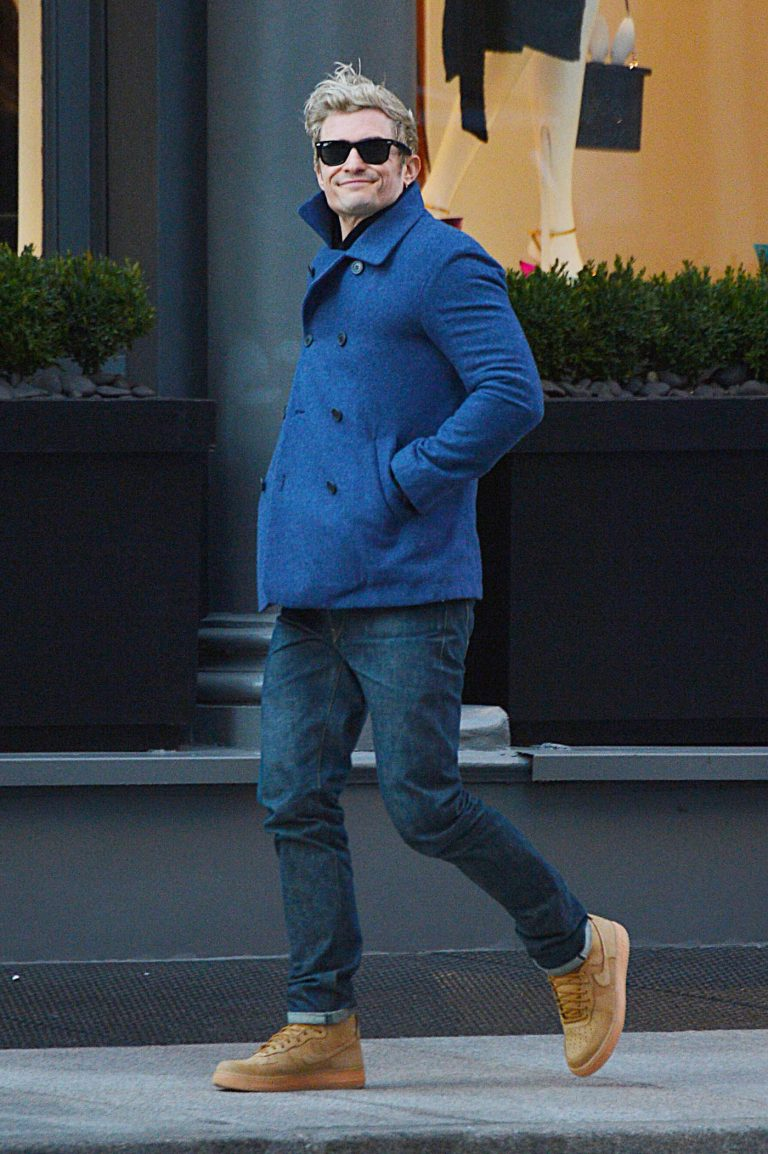 Orlando Bloom Was Seen Out in NYC 11/28/2016-1