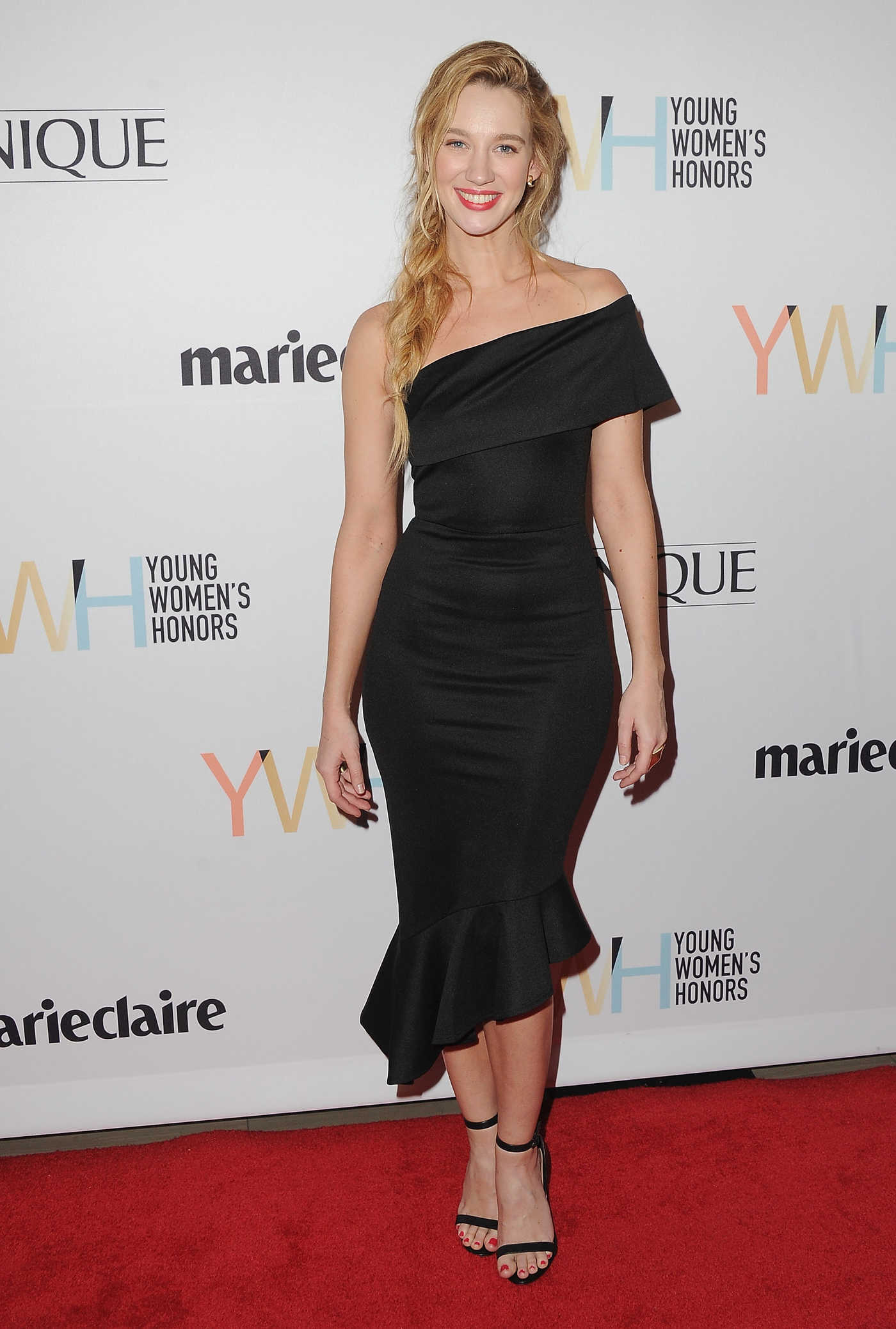 Yael Grobglas at the 1st Annual Marie Claire Young Women's Honors in Marina Del Rey 11/19/2016