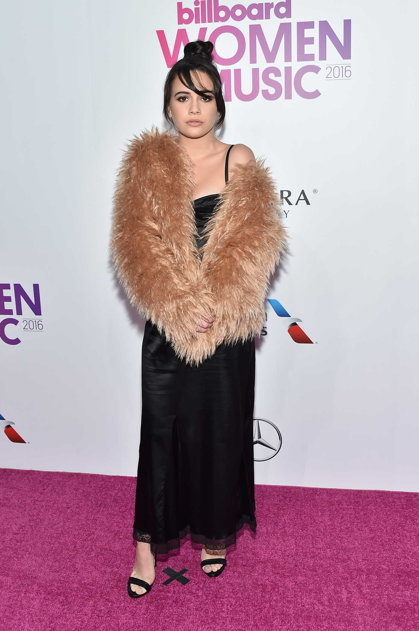 Bea Miller at the Billboard Women in Music 2016 Event at Pier 36 in NYC 12/09/2016