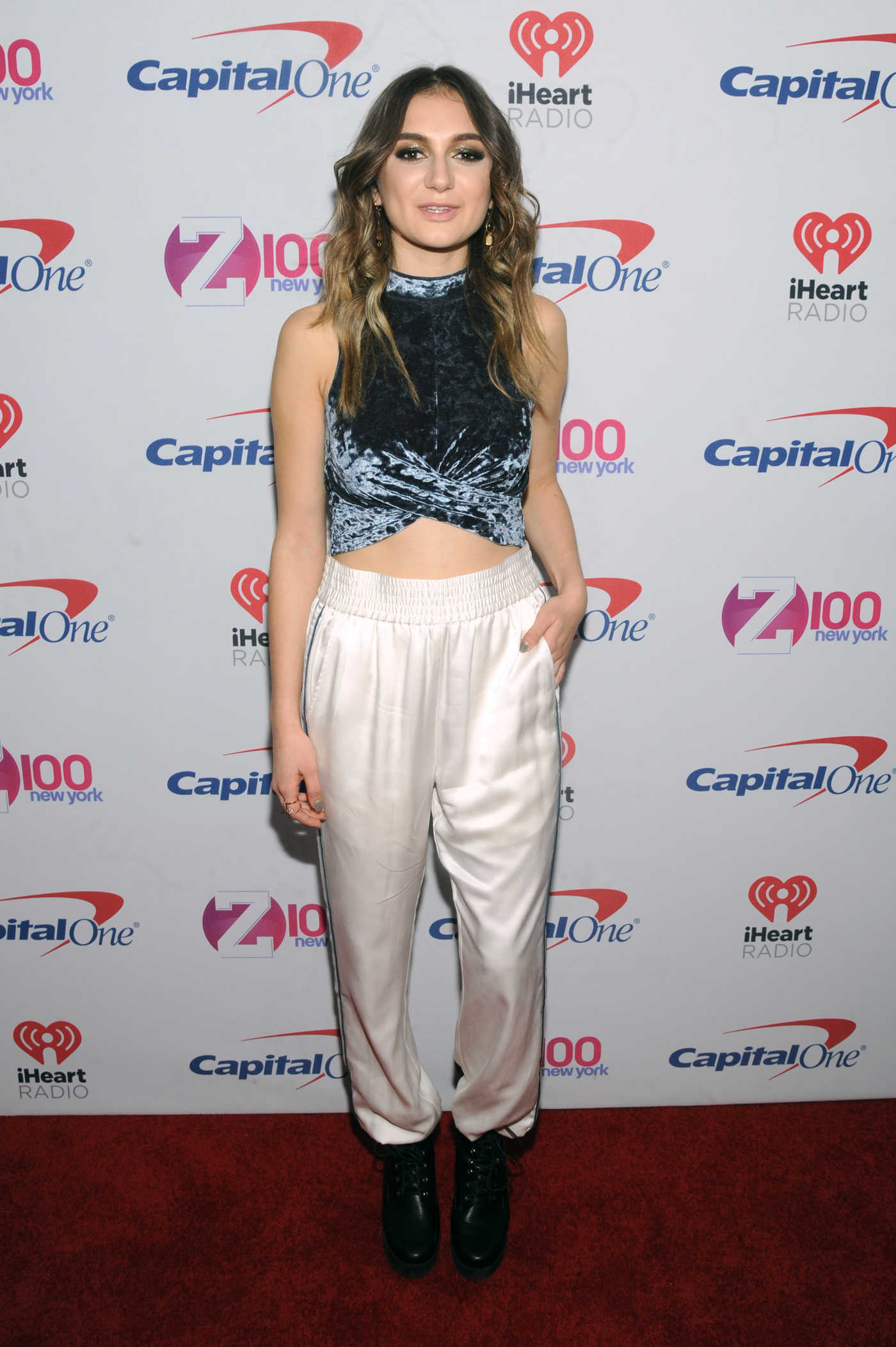 Daya at the 2016 Z100 Jingle Ball at Madison Square Garden in New York 12/09/2016