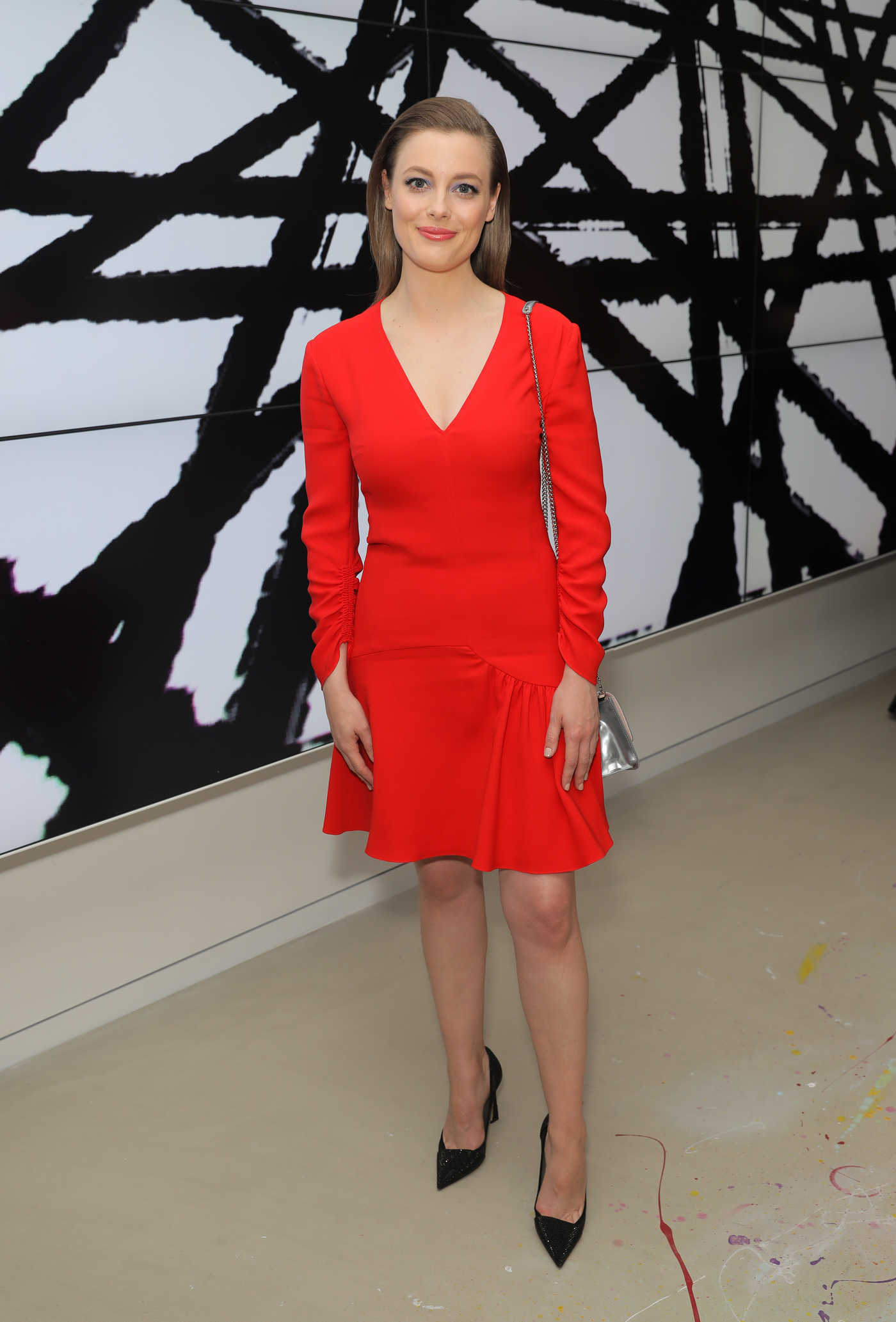 Gillian Jacobs at the Dior Lady Art Pop up Boutique Opening Event in Los Angeles 12/06/2016