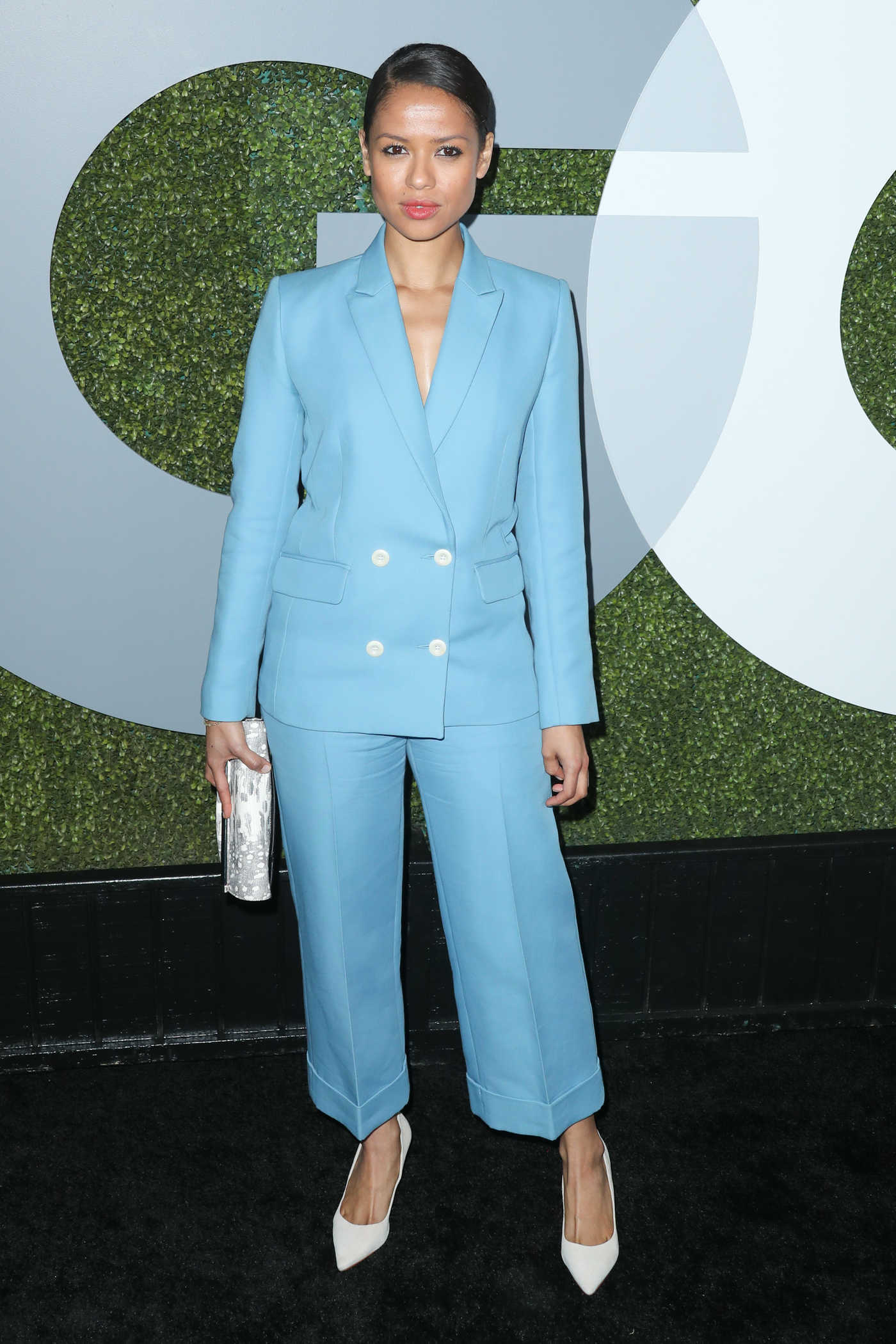 Gugu Mbatha-Raw at the 2016 GQ Men of the Year Awards in West Hollywood 12/08/2016