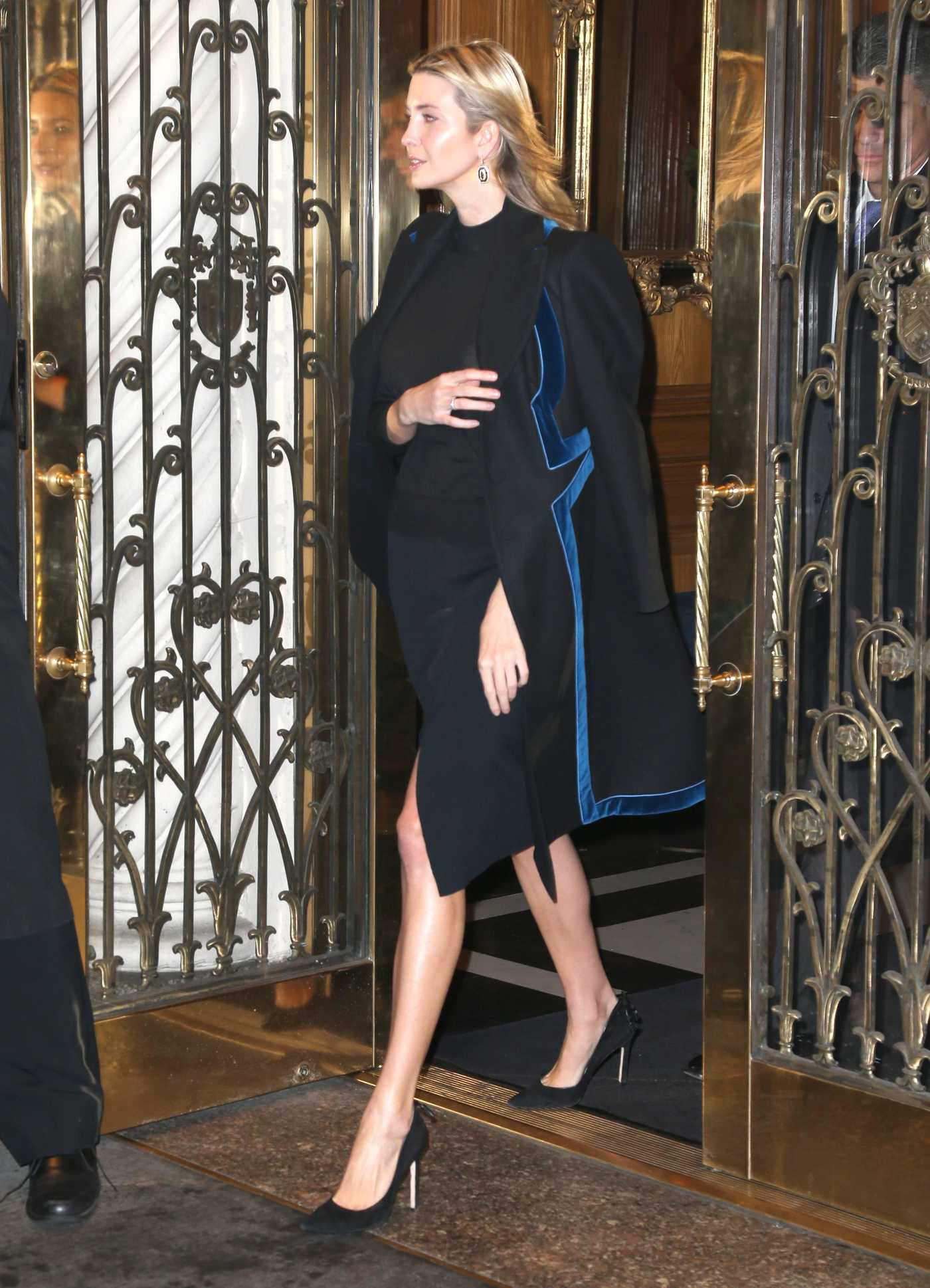 Ivanka Trump Was Seen Out in New York City 12/12/2016