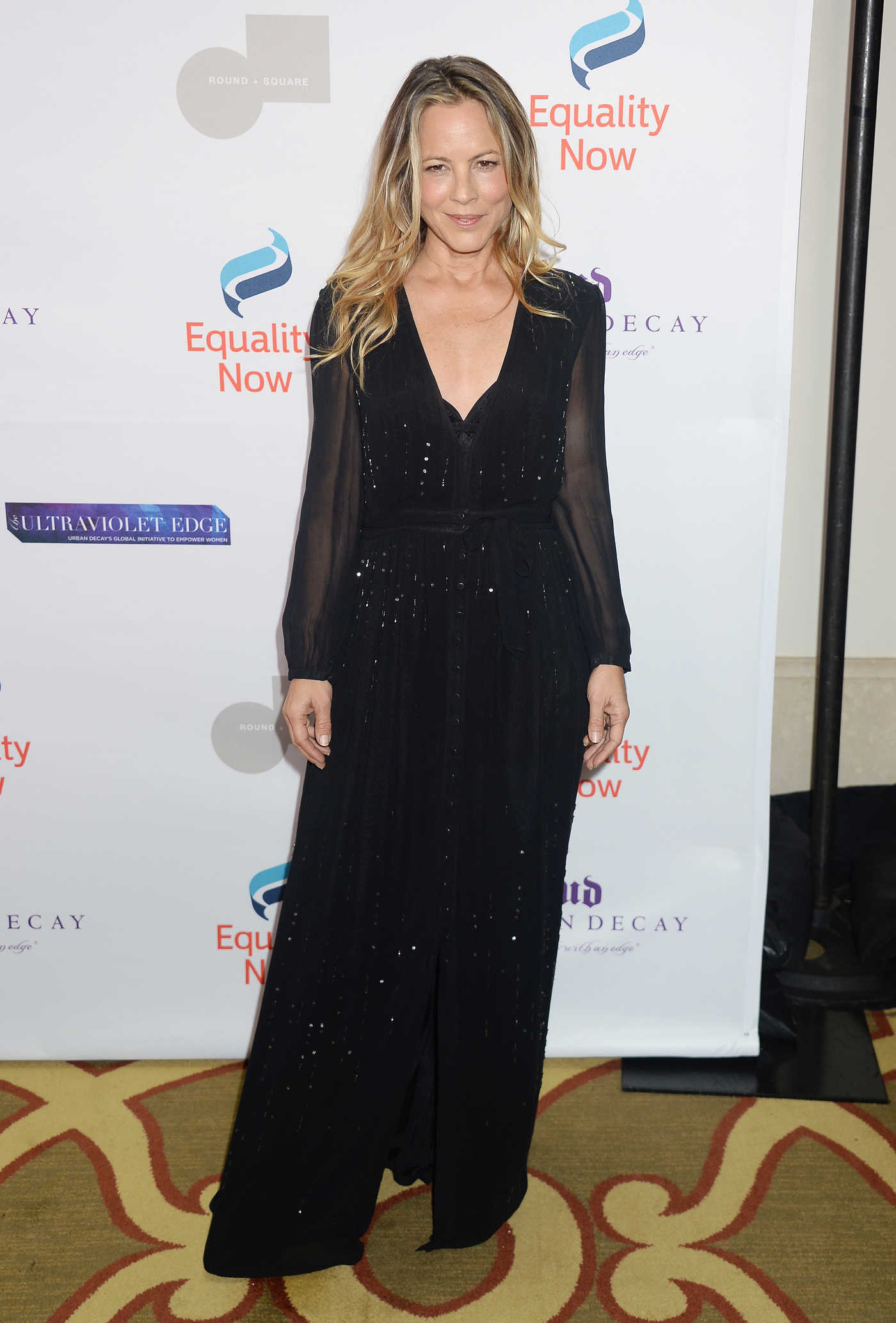 Maria Bello at Equality Now's Third Annual Make Equality Reality Gala in Beverly Hills 12/05/2016