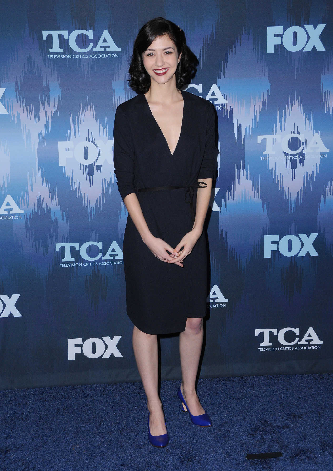Katie Findlay at the FOX All-Star Party During the 2017 Winter TCA Tour in Pasadena 01/11/2017