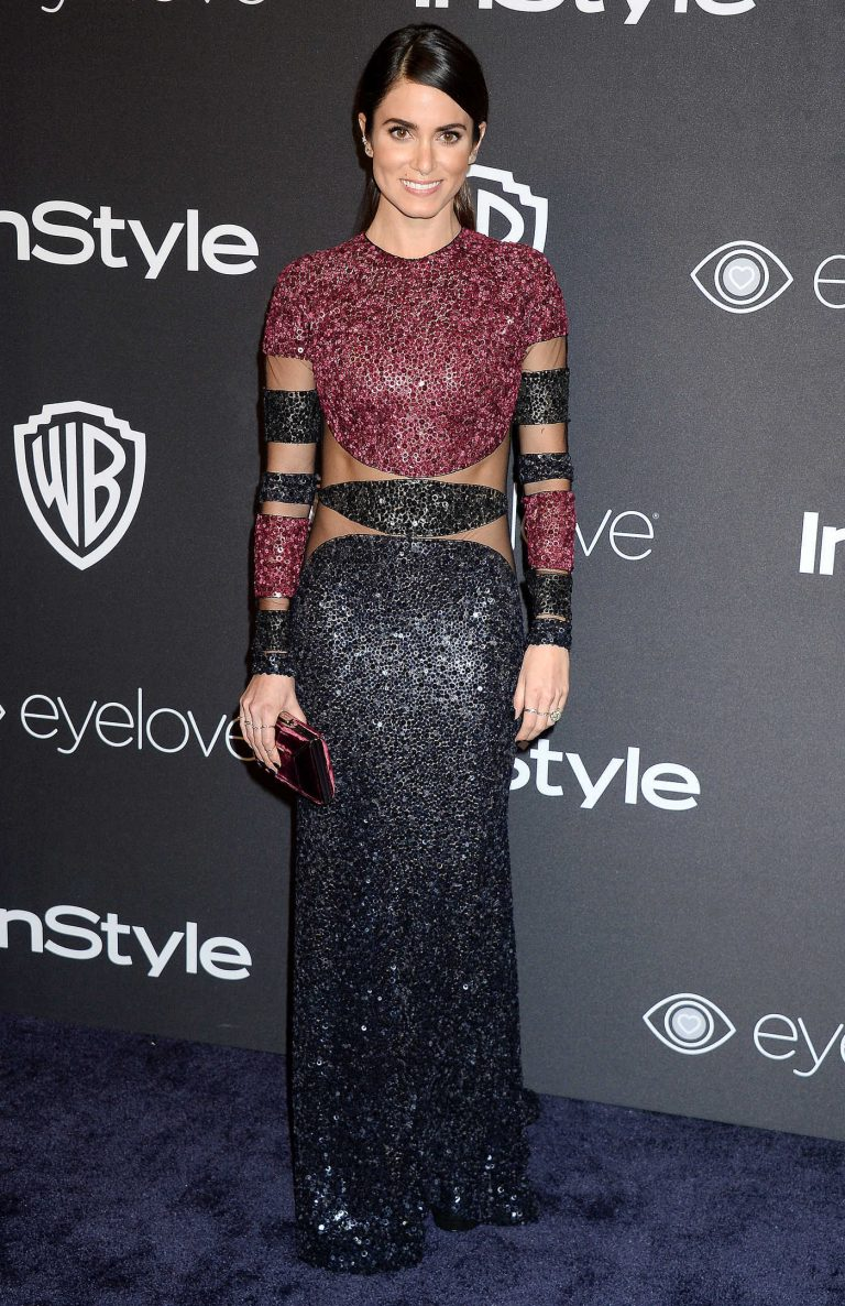 Nikki Reed at the 18th Annual InStyle Post-Golden Globes Party in Beverly Hills 01/08/2017-1