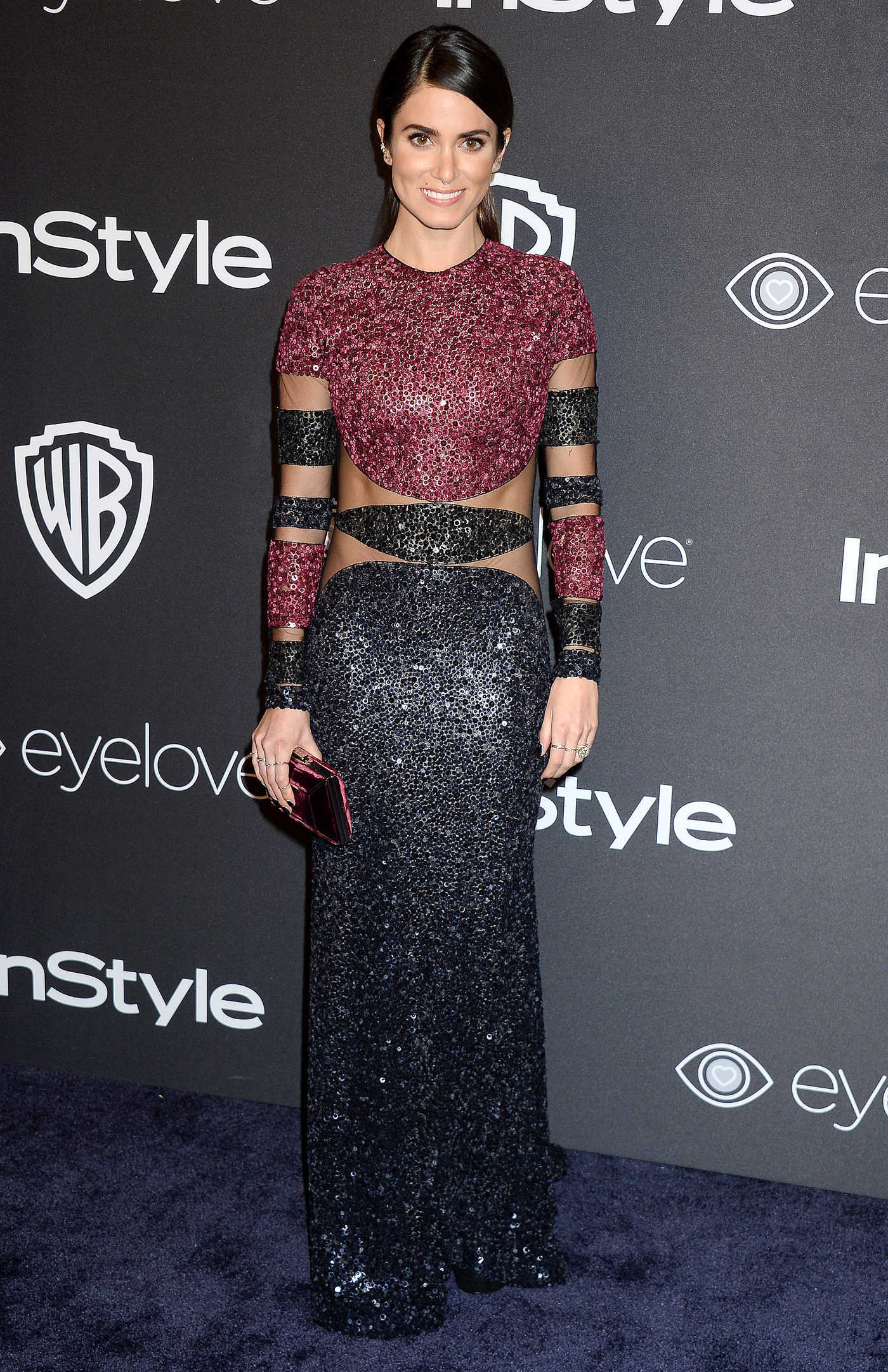 Nikki Reed at the 18th Annual InStyle Post-Golden Globes Party in Beverly Hills 01/08/2017