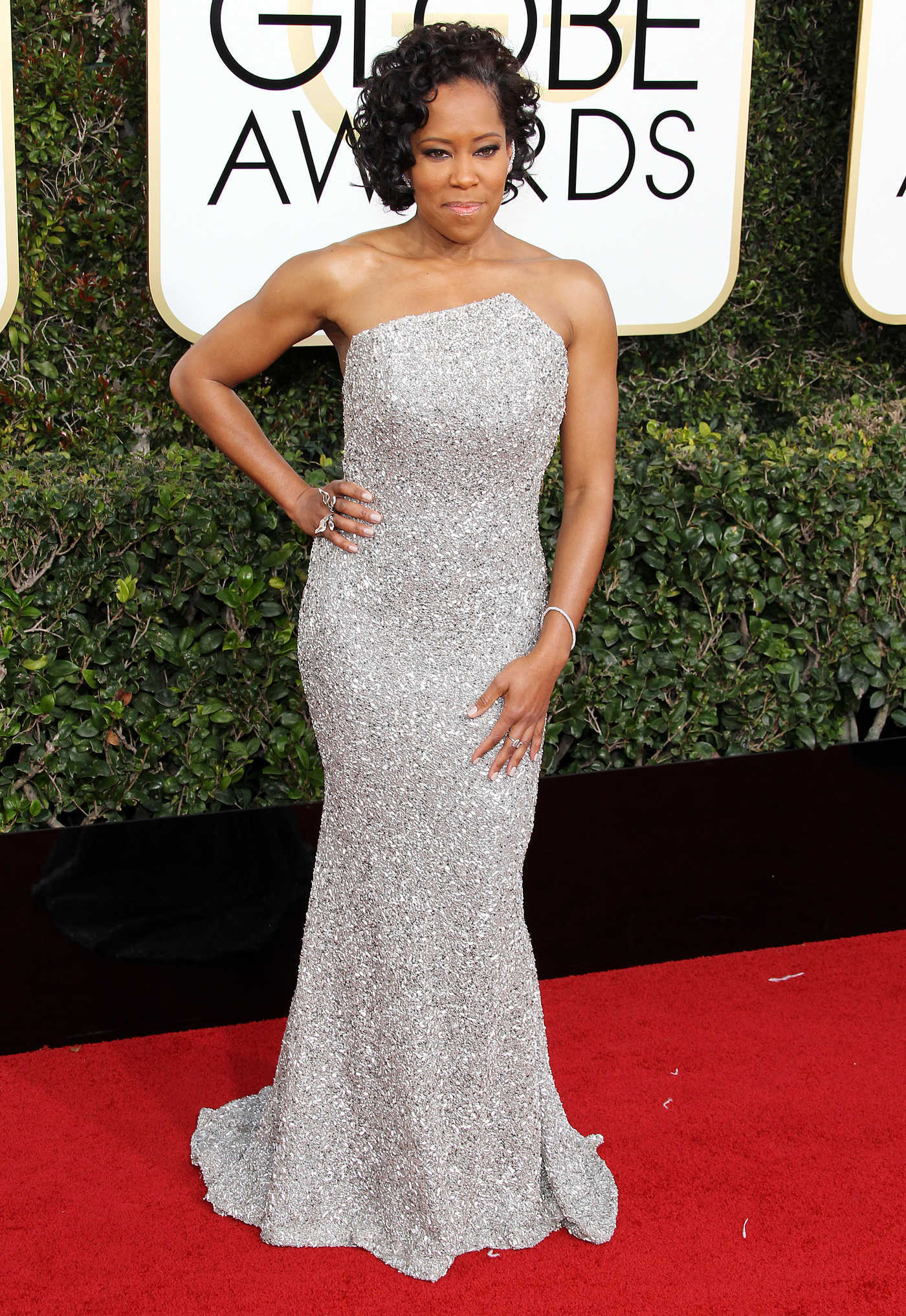 Regina King at the 74th Annual Golden Globe Awards in Beverly Hills 01/08/2017