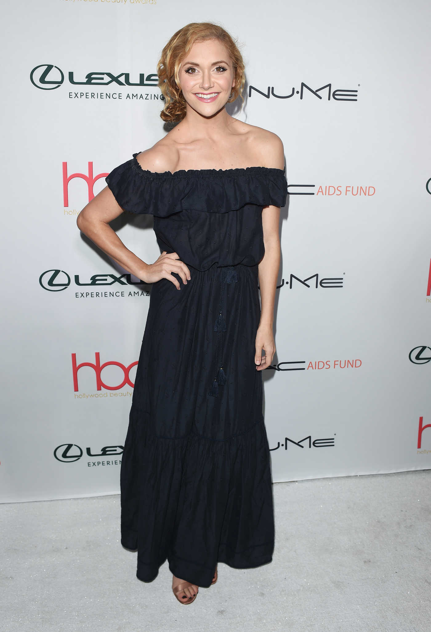 Alyson Stoner at the 3rd Annual Hollywood Beauty Awards in Los Angeles 02/19/2017