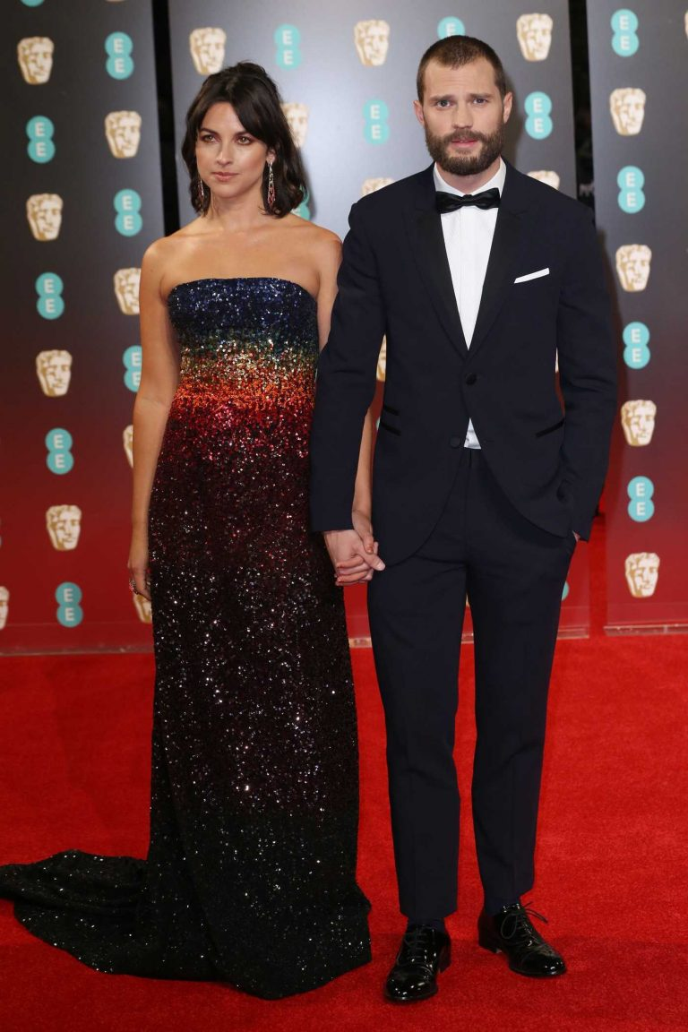 Amelia Warner at the 70th Annual EE British Academy Film Awards in London 02/12/2017-1