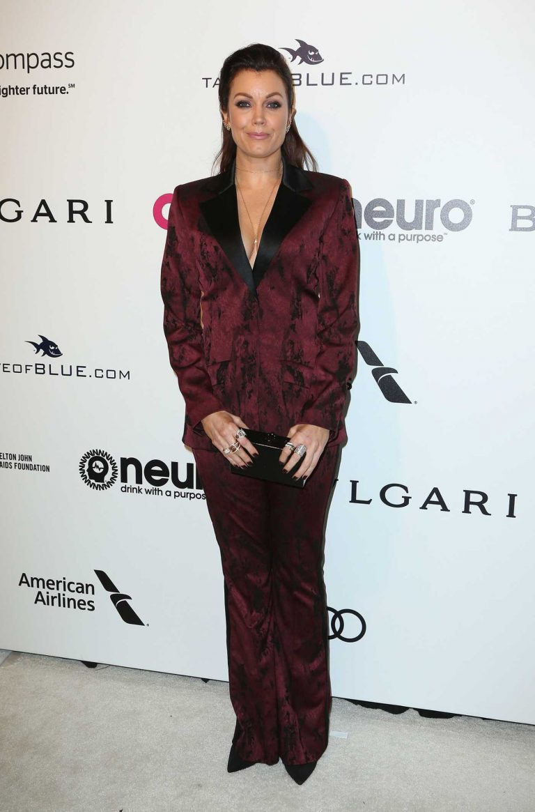 Bellamy Young at Elton John AIDS Foundation Academy Awards Viewing Party in Los Angeles 02/26/2017-1