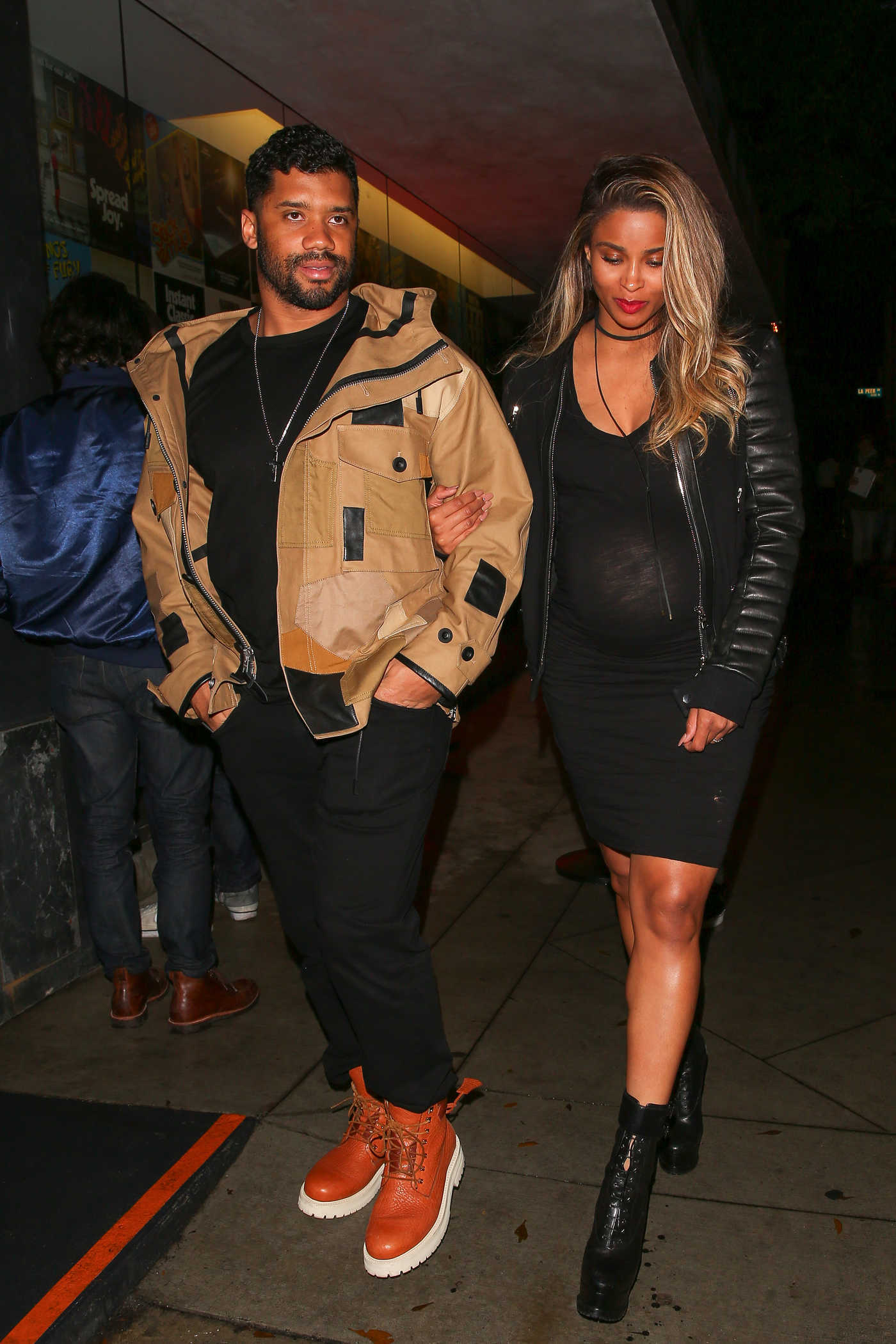 Ciara Was Seen Out in West Hollywood 02/10/2017