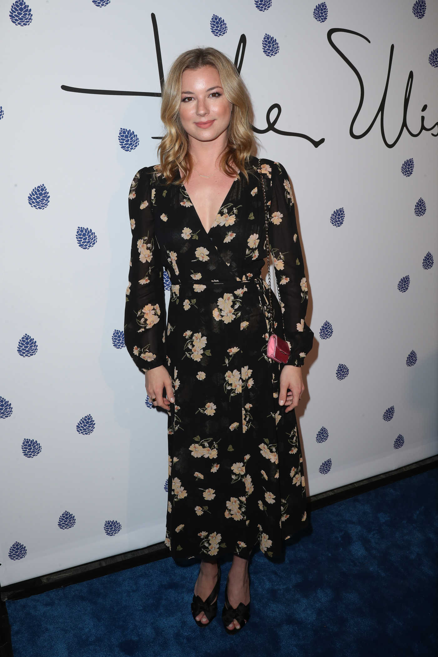 Emily VanCamp at the Tyler Ellis Celebrates 5th Anniversary at Chateau Marmont in West Hollywood 01/31/2017