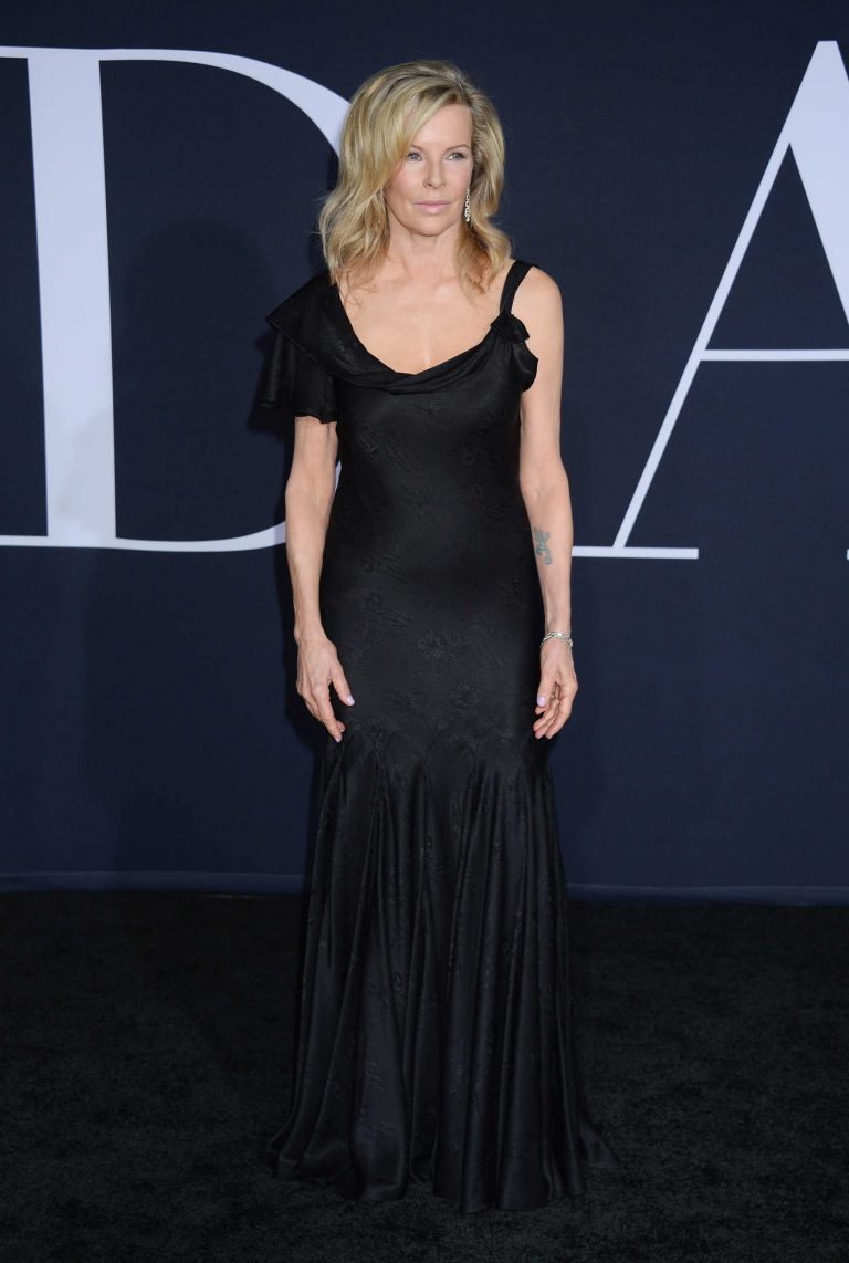 Kim Basinger at the Fifty Shades Darker Premiere in Los Angeles 02/02/2017-1