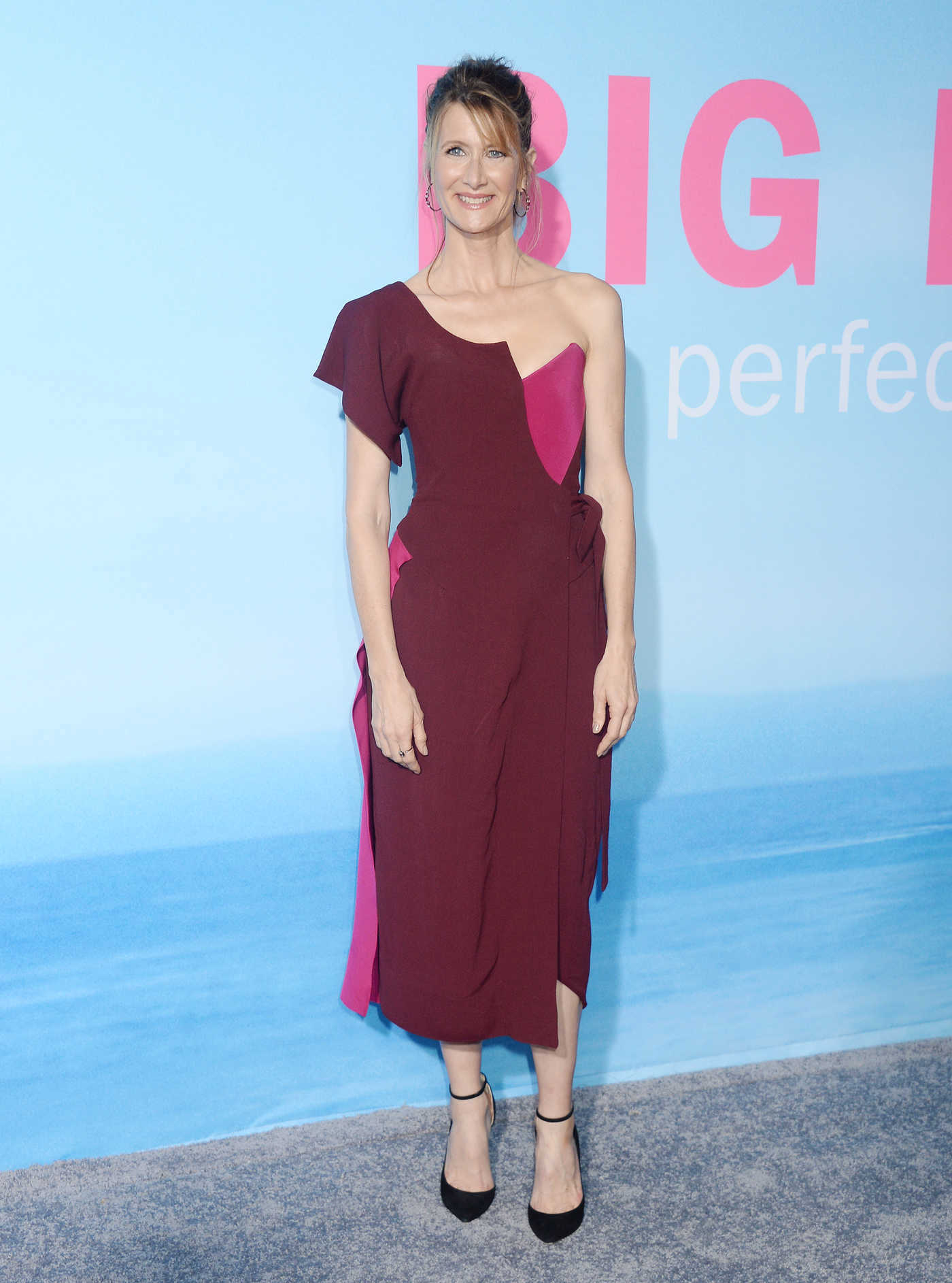 Laura Dern at the Big Little Lies Premiere at TCL Chinese Theaterin Los Angeles 02/07/2017