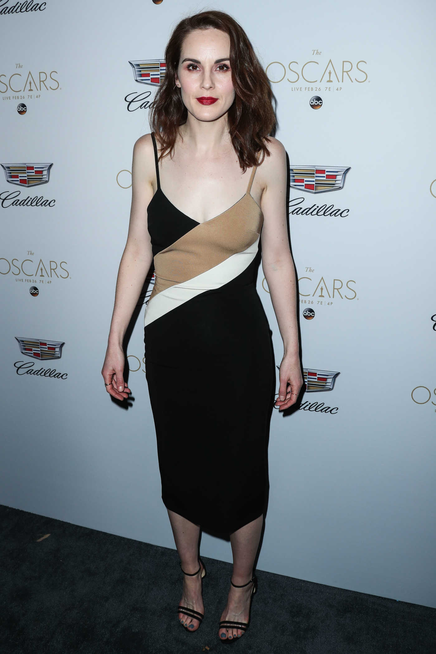 Michelle Dockery at the Cadillac Celebrates the 89th Annual Academy Awards in Los Angeles 02/23/2017