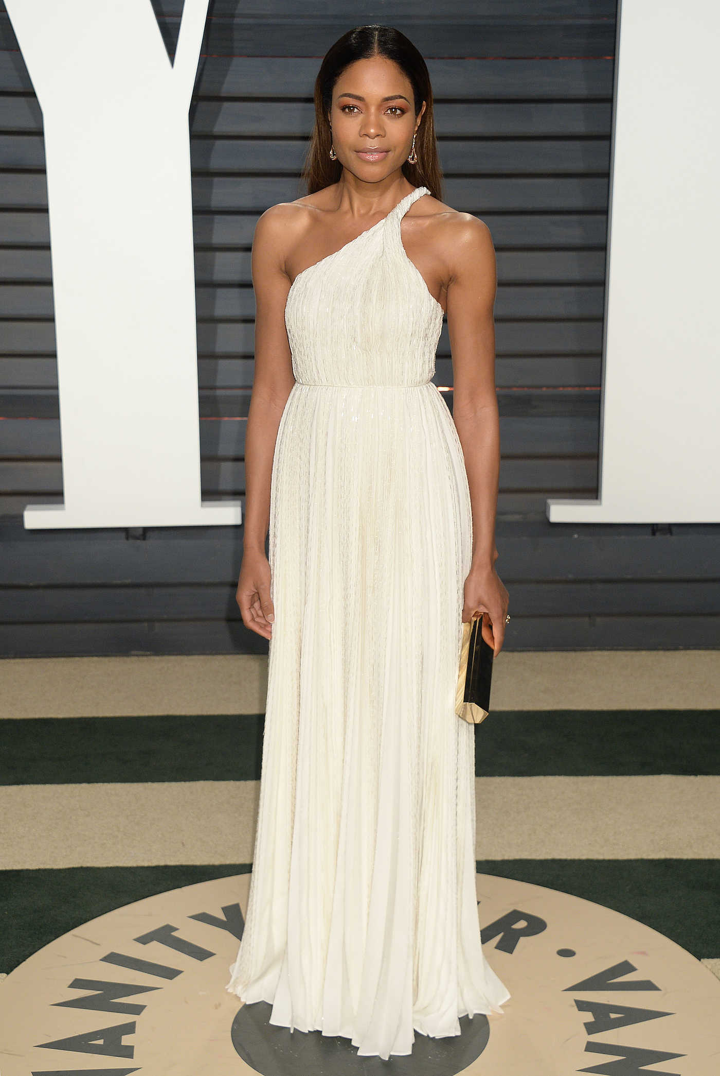 Naomie Harris at the 2017 Vanity Fair Oscar Party in Beverly Hills 02/26/2017