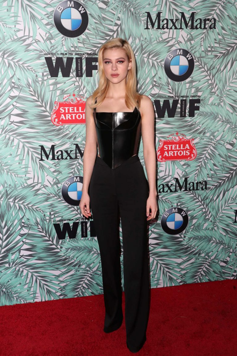 Nicola Peltz at the Woman in Film Cocktail Party in Los Angeles 02/24/2017-1