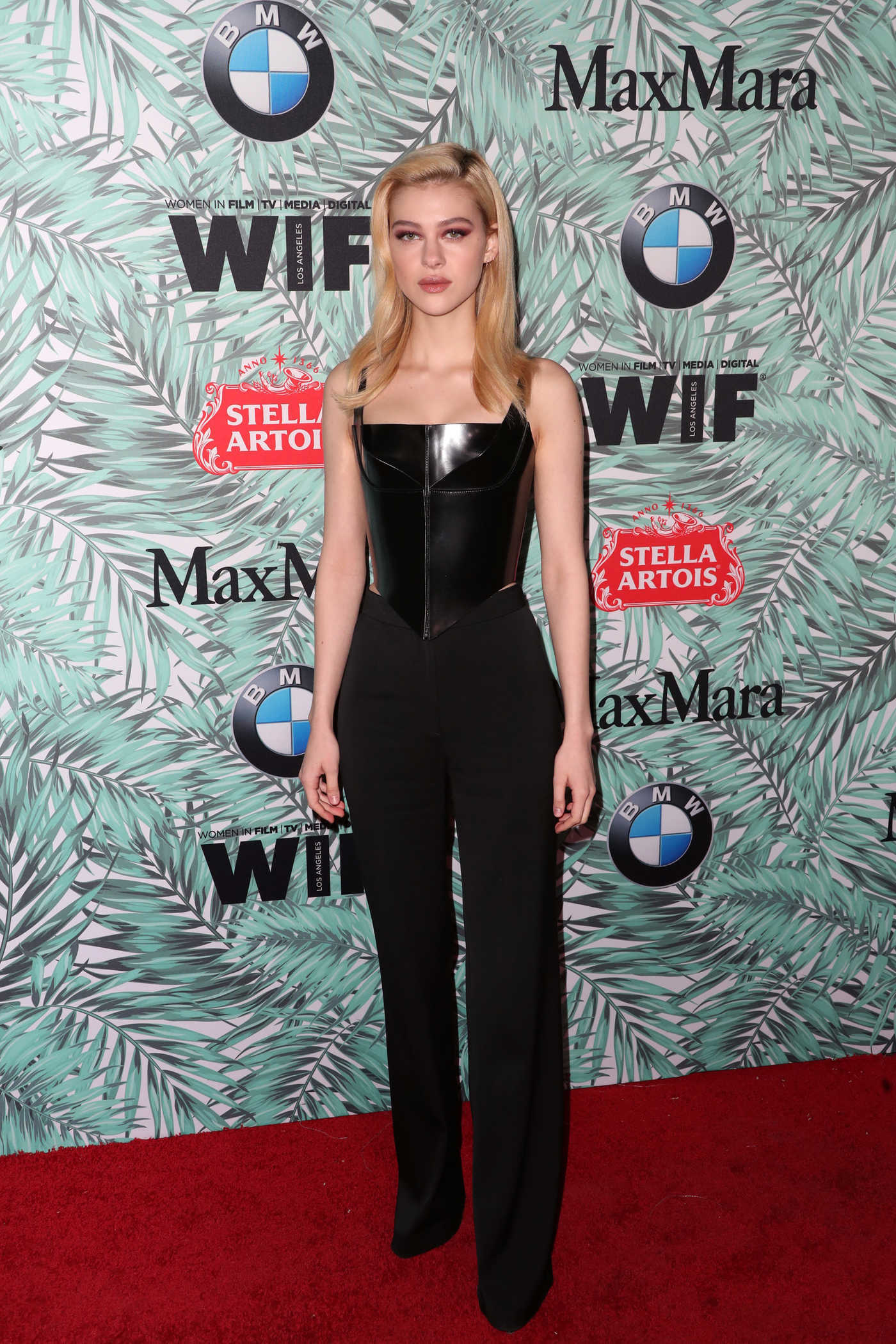 Nicola Peltz at the Woman in Film Cocktail Party in Los Angeles 02/24/2017