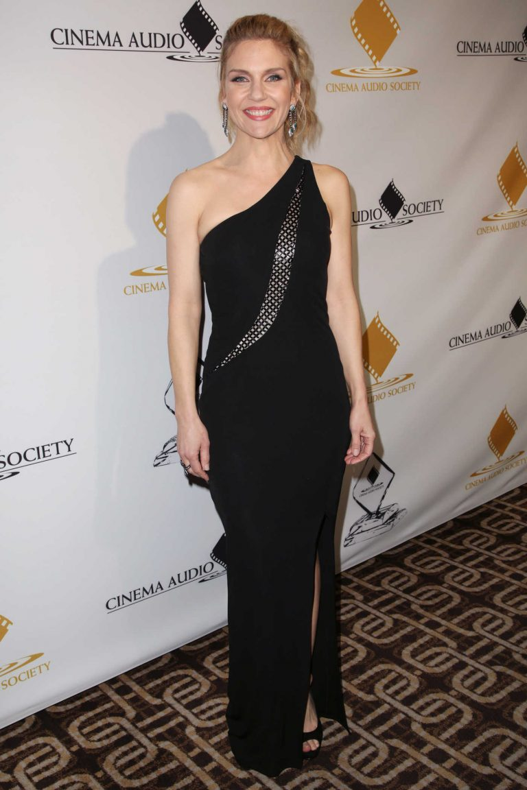 Rhea Seehorn at the Cinema Audio Society Awards in Los Angeles 02/19/2017-1