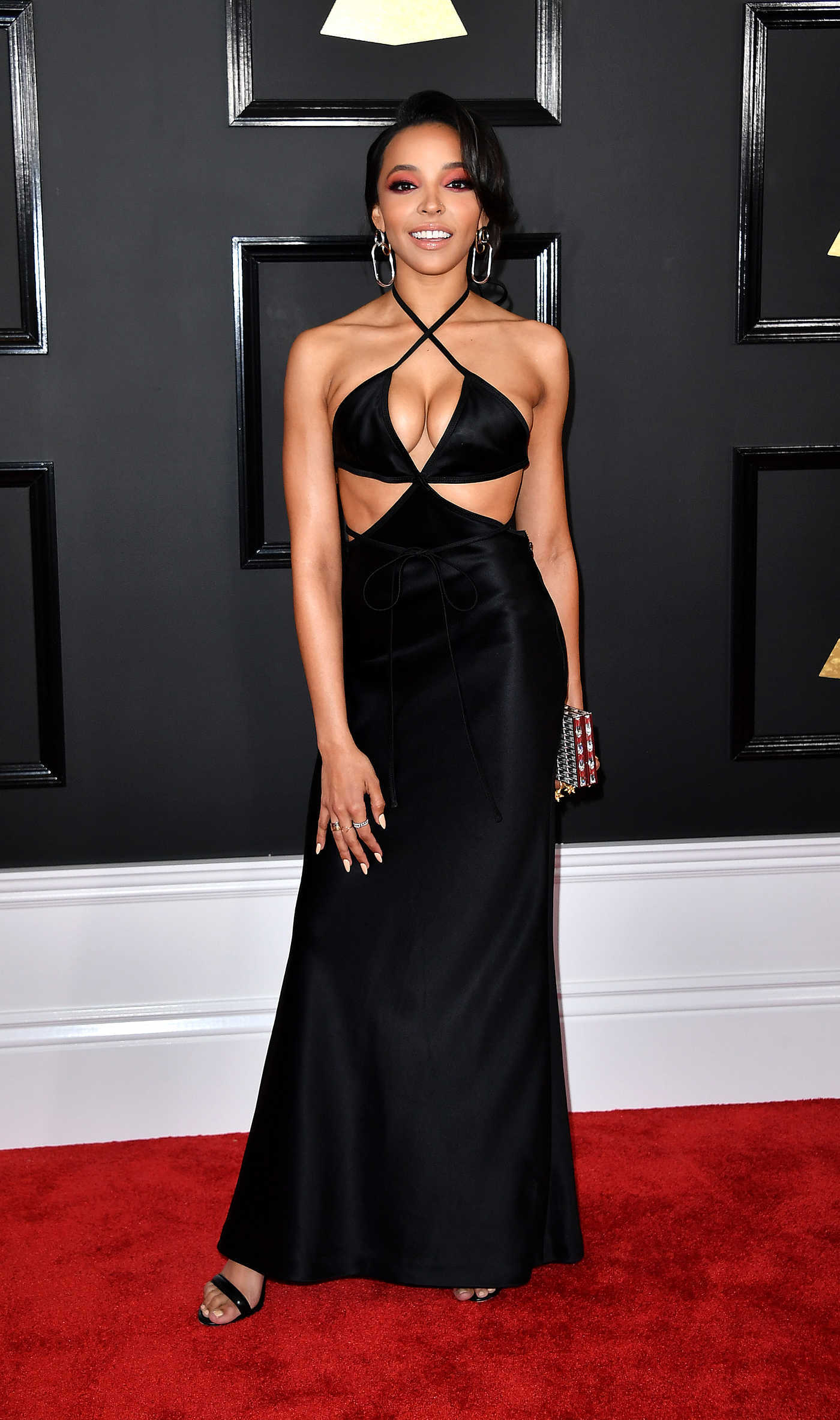Tinashe at the 59th Grammy Awards in Los Angeles 02/12/2017