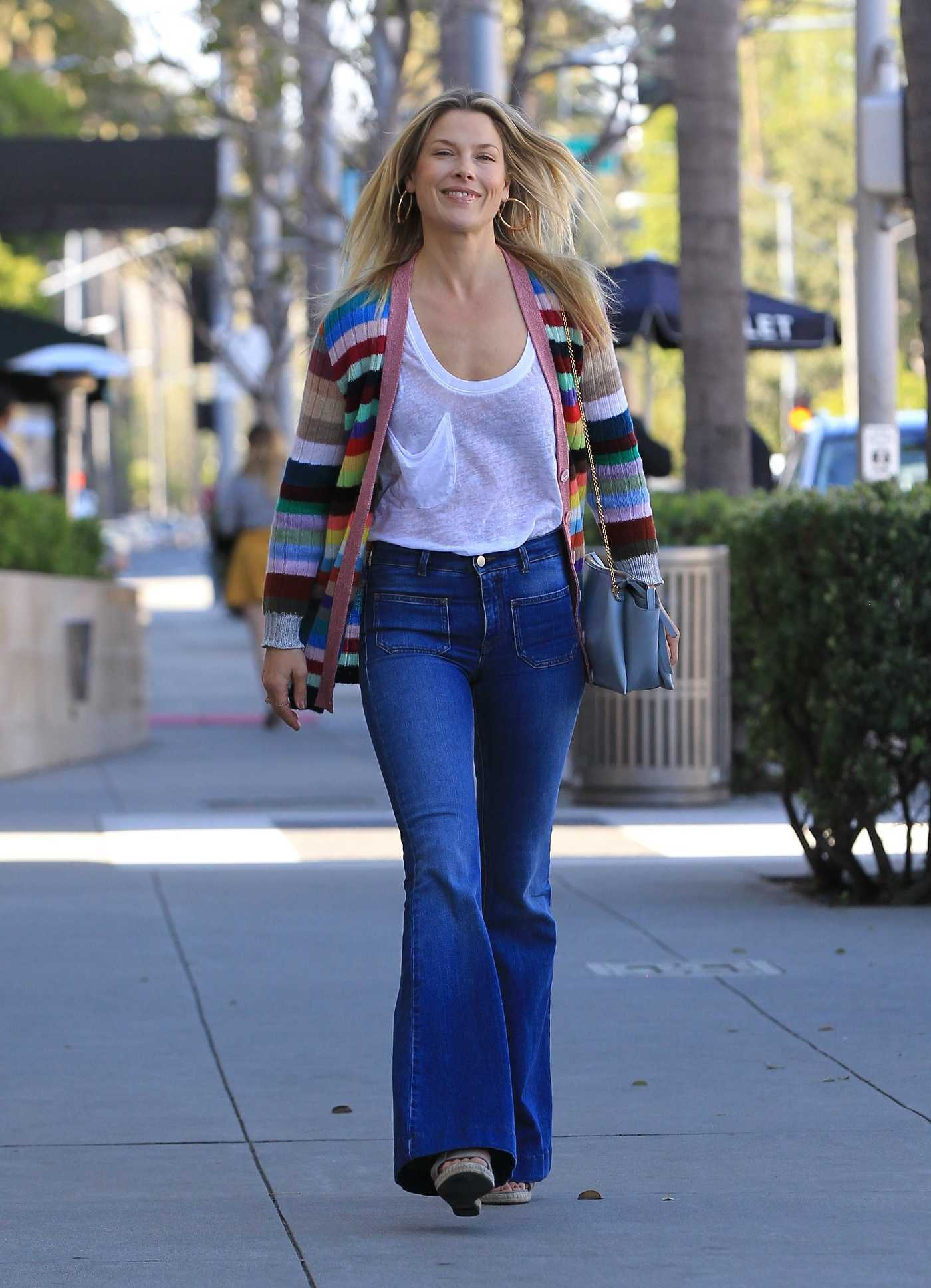Ali Larter Was Seen Out in Beverly Hills 03/07/2017