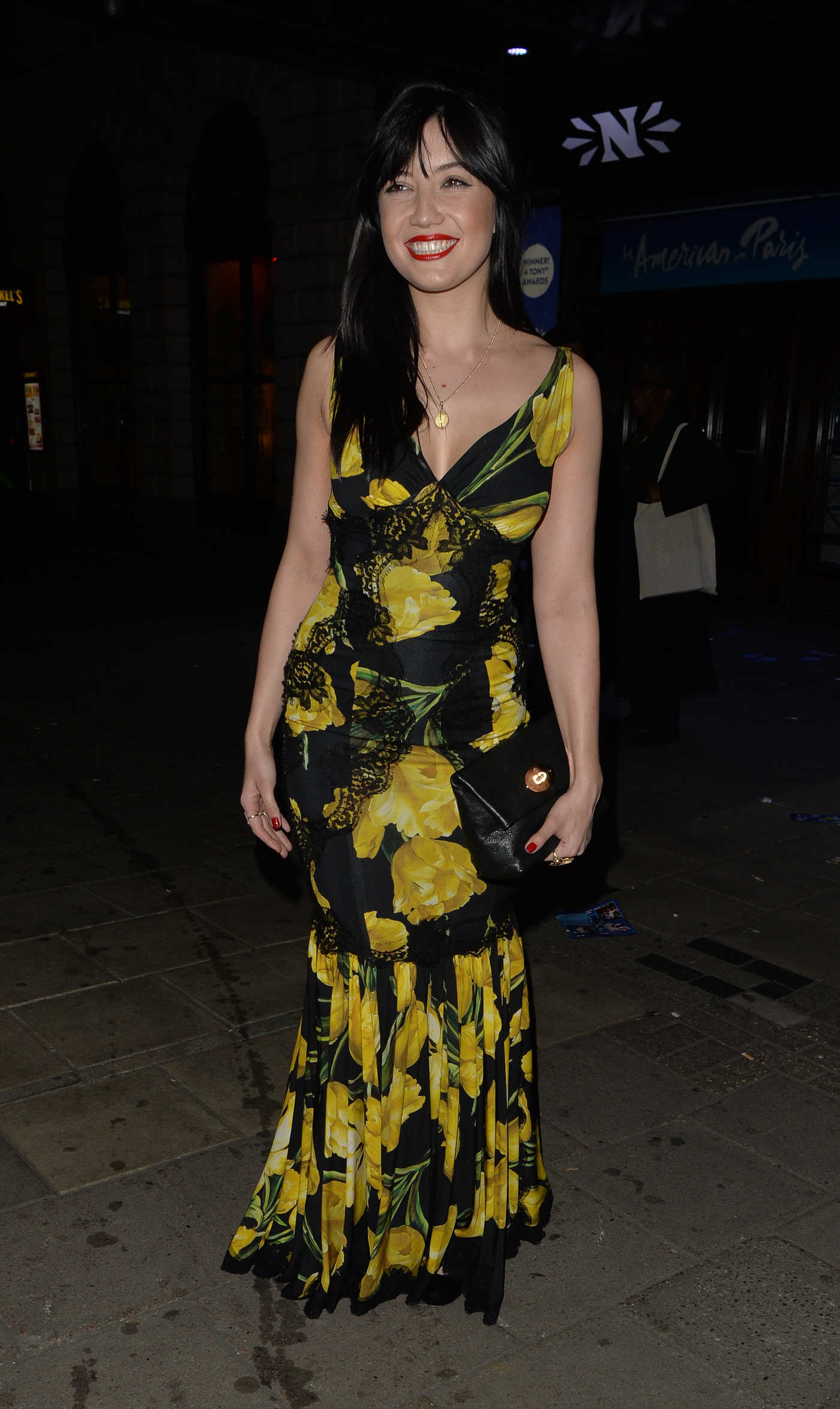 Daisy Lowe Was Seen Out in Soho, London 03/15/2017
