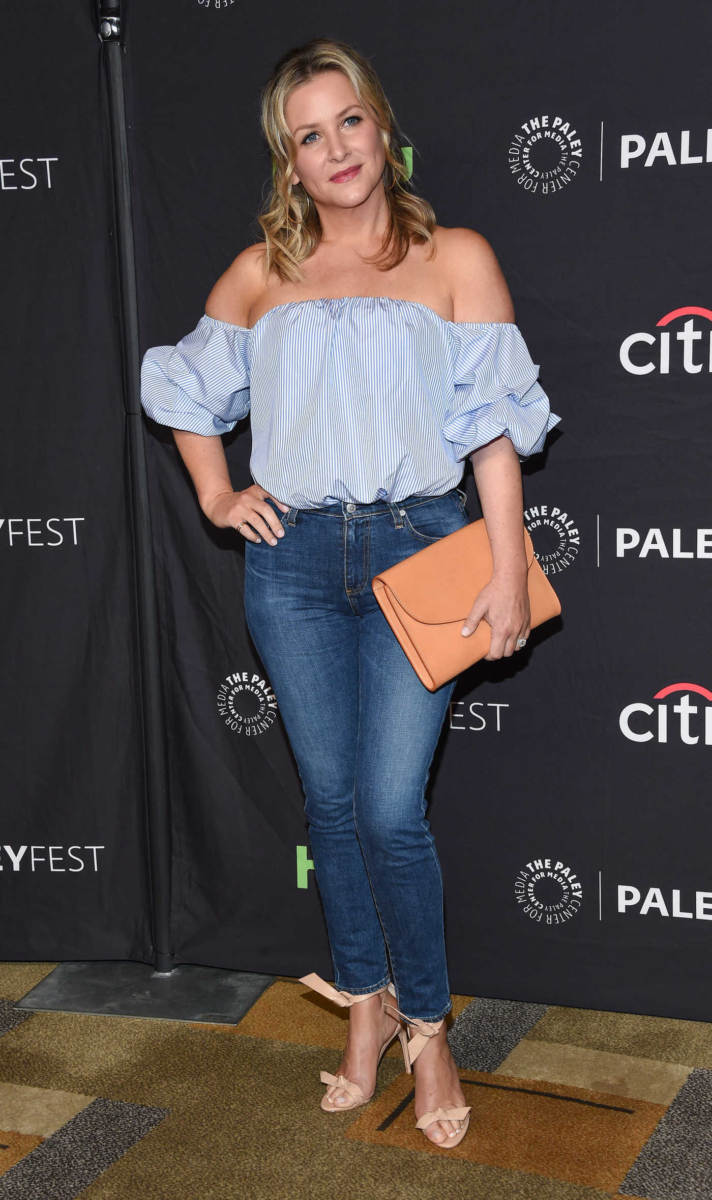 Jessica Capshaw at the 34th Annual PaleyFest in Los Angeles 03/19/2017