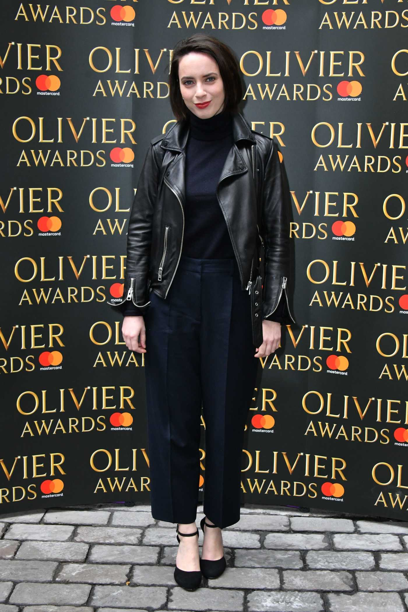 Kate O'Flynn at the Olivier Awards Nominees Luncheon at Rosewood Hotel in London 03/10/2017