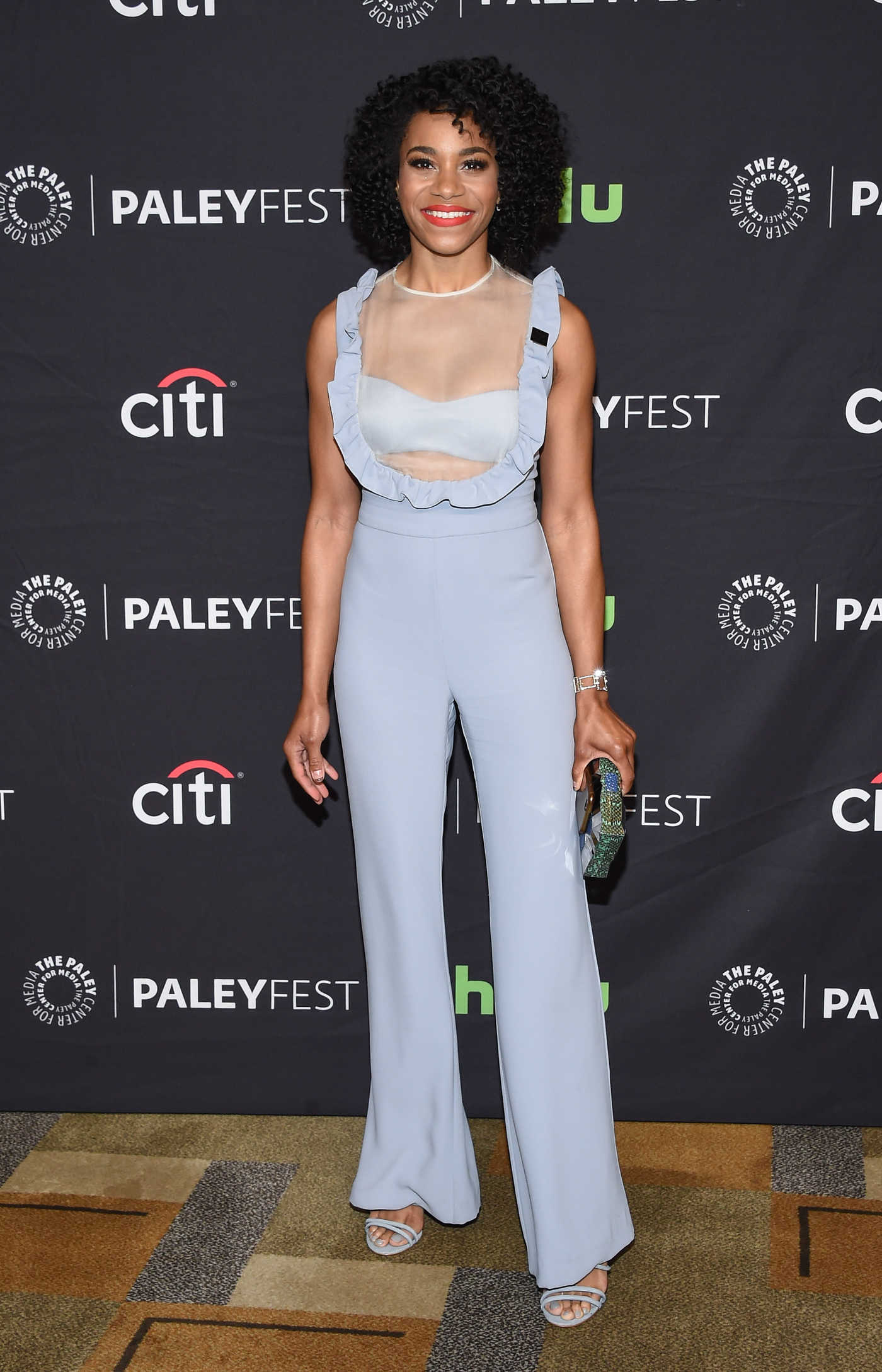 Kelly McCreary at the 34th Annual PaleyFest in Los Angeles 03/19/2017