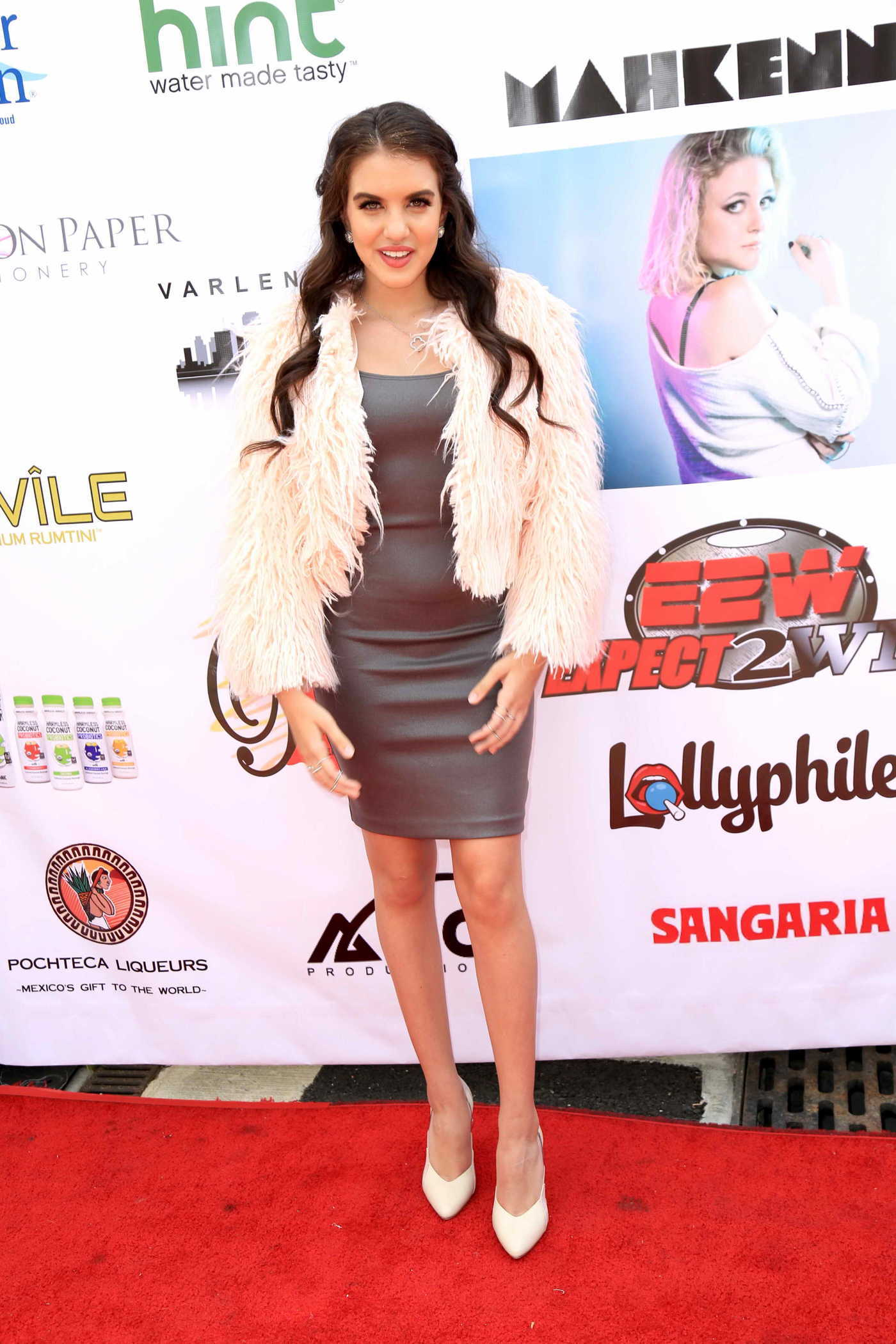 Lilimar at the Sweet 16 Party for Mahkenna Tyson in Burbank 03/26/2017