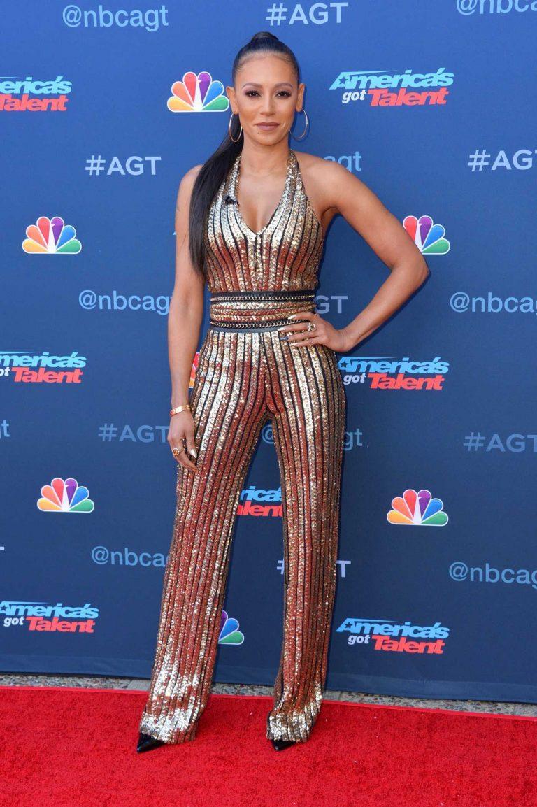 Melanie Brown at America's Got Talent Season 12 Kick off Event in Los Angeles 03/27/2017-1
