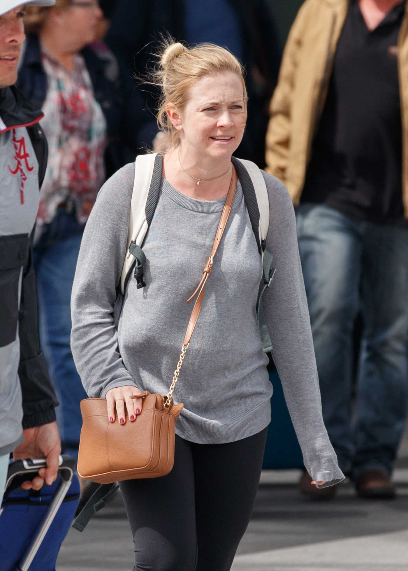 Melissa Joan Hart Was Seen Out in Adelaide, Australia 03/29/2017