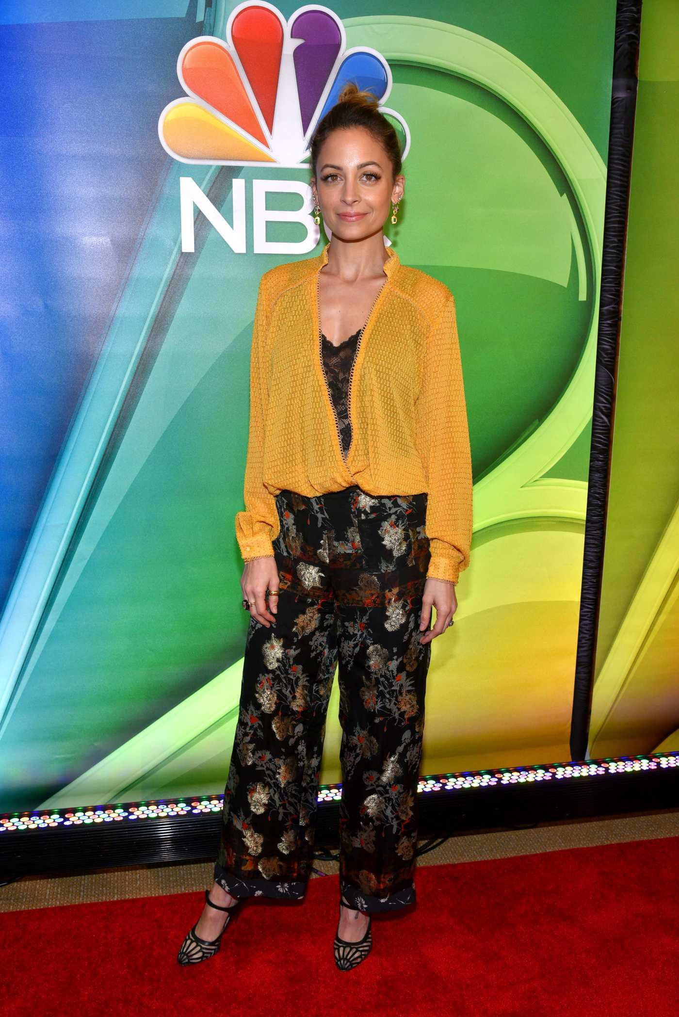 Nicole Richie at the NBC Mid Season Press Day in New York 03/02/2017