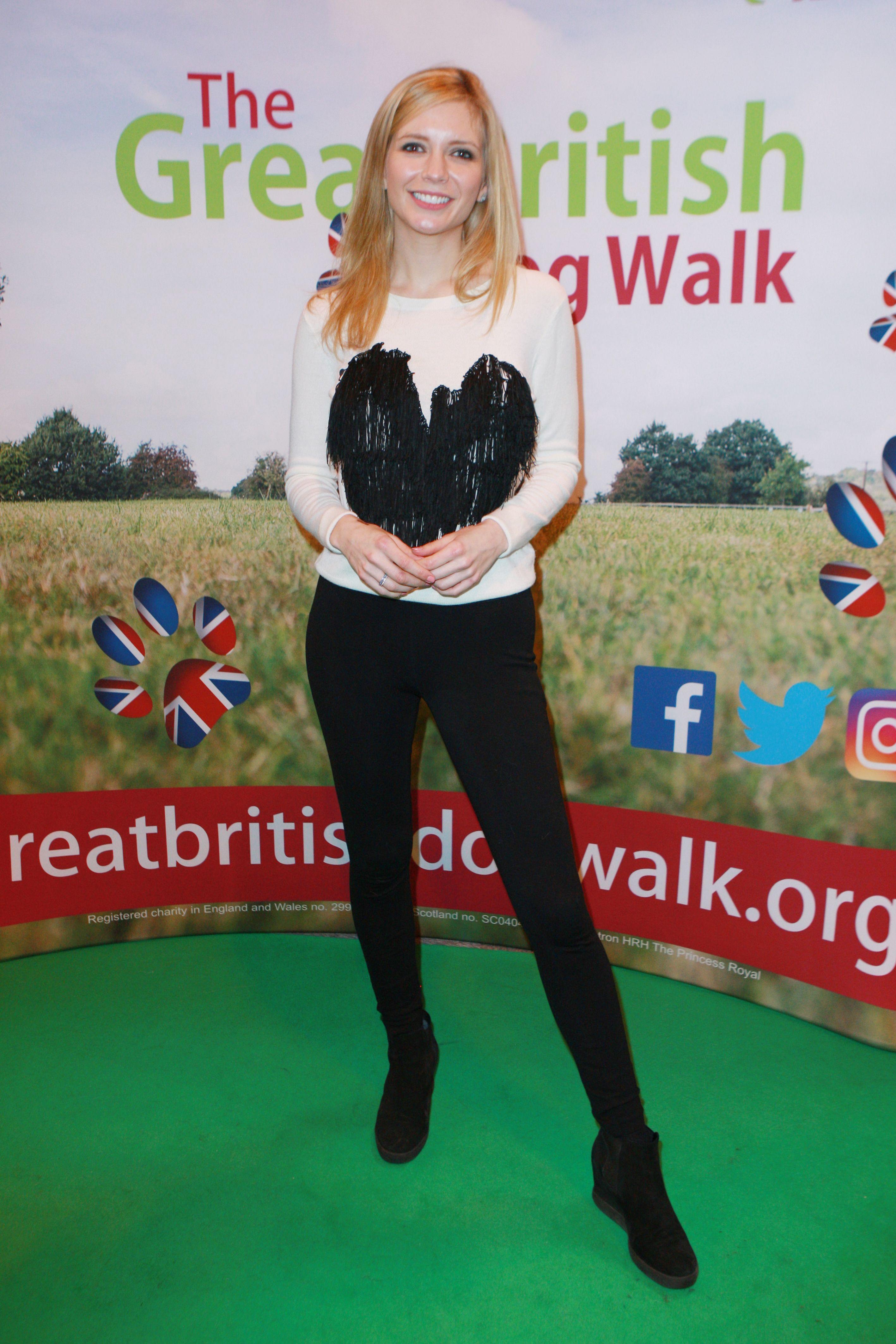 Rachel Riley at Crufts Day 3 in Birmingham 03/11/2017