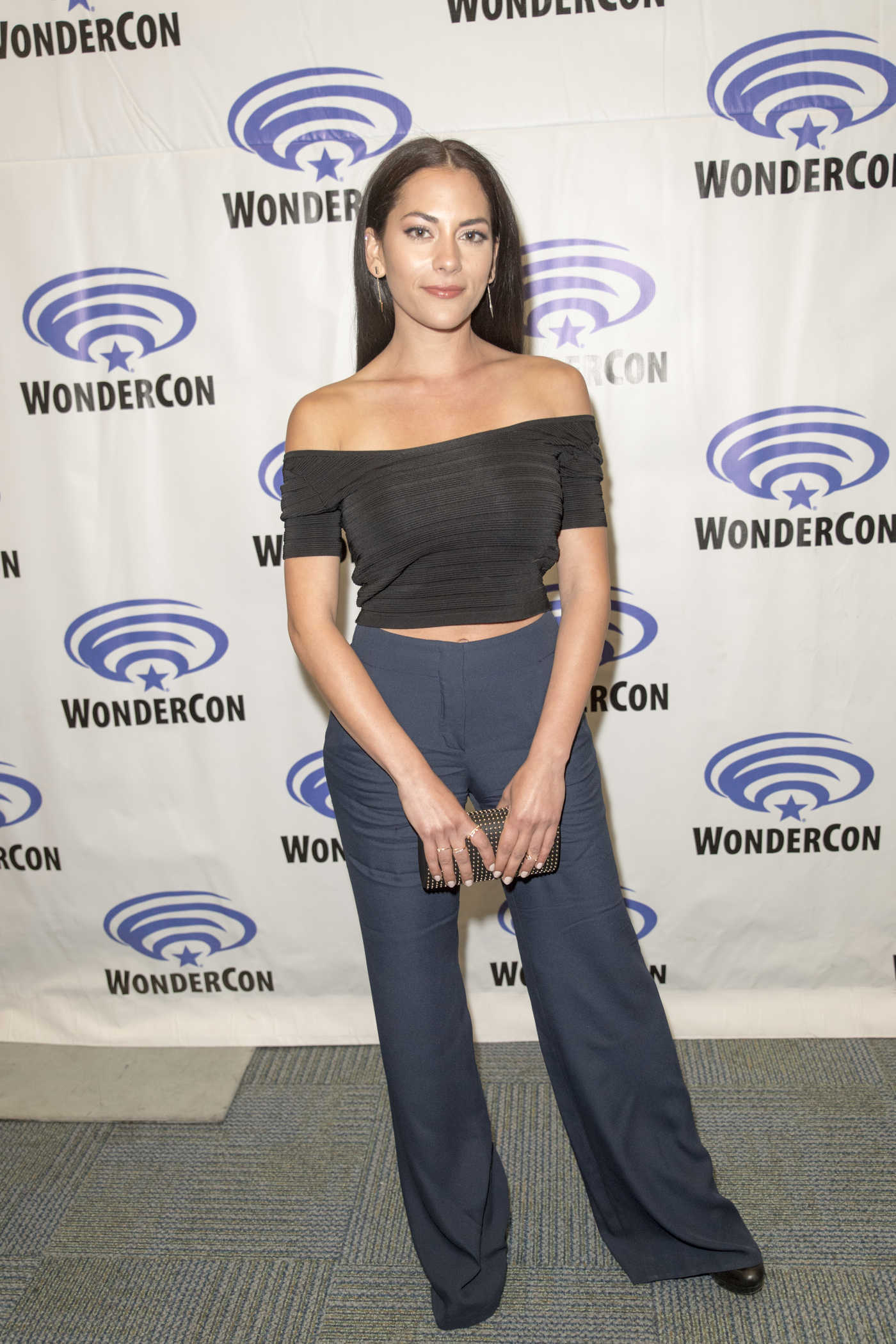 Inbar Lavi at the Prison Break Series Press Room at WonderCon in Anaheim 03/31/2017