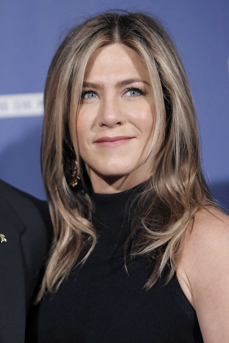 Jennifer Aniston Attends the Series Mania Festival Opening Night in Paris 04/13/2017-1