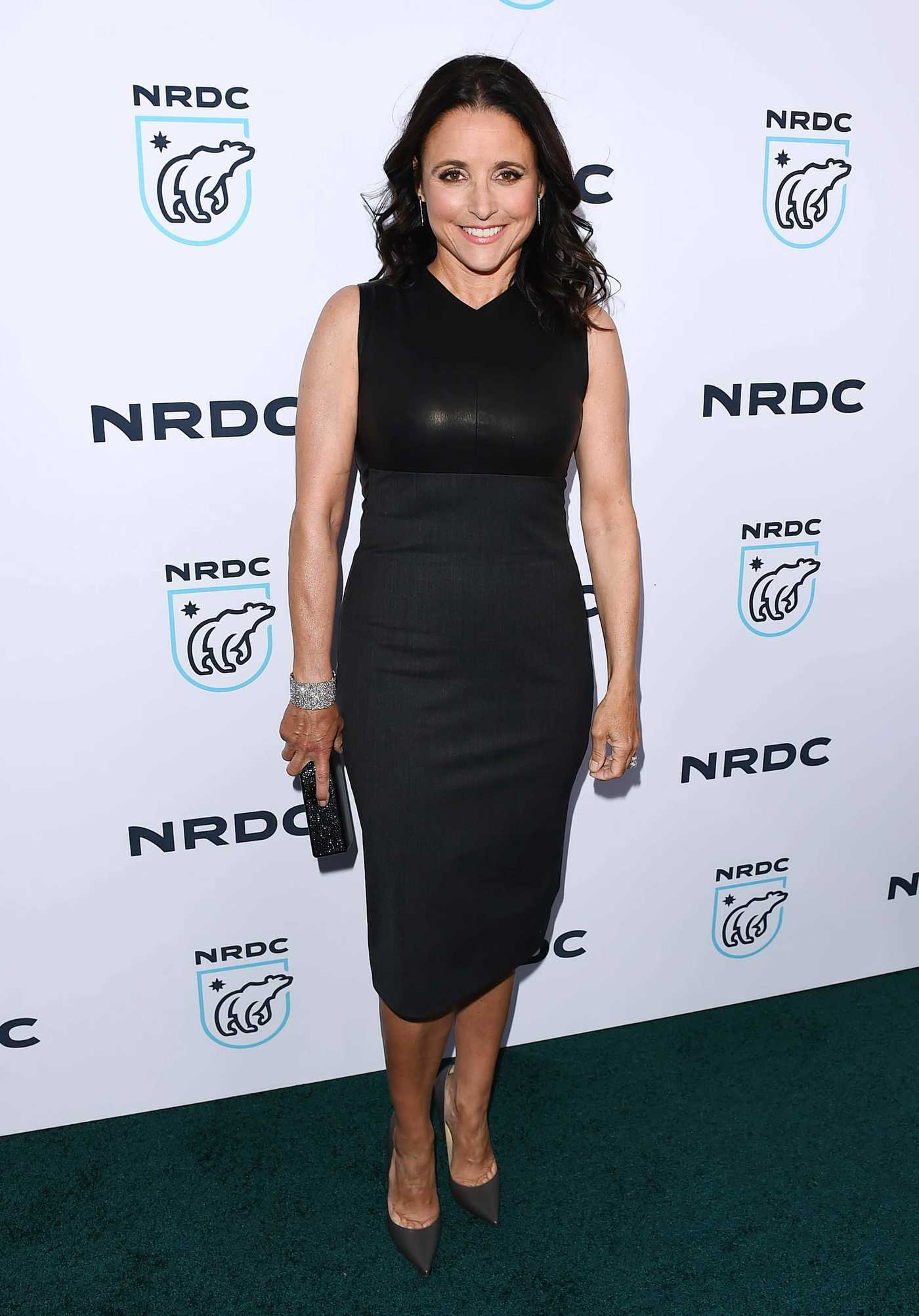Julia Louis-Dreyfus at NRDC STAND UP! for the Planet Event in Los Angeles 04/25/2017