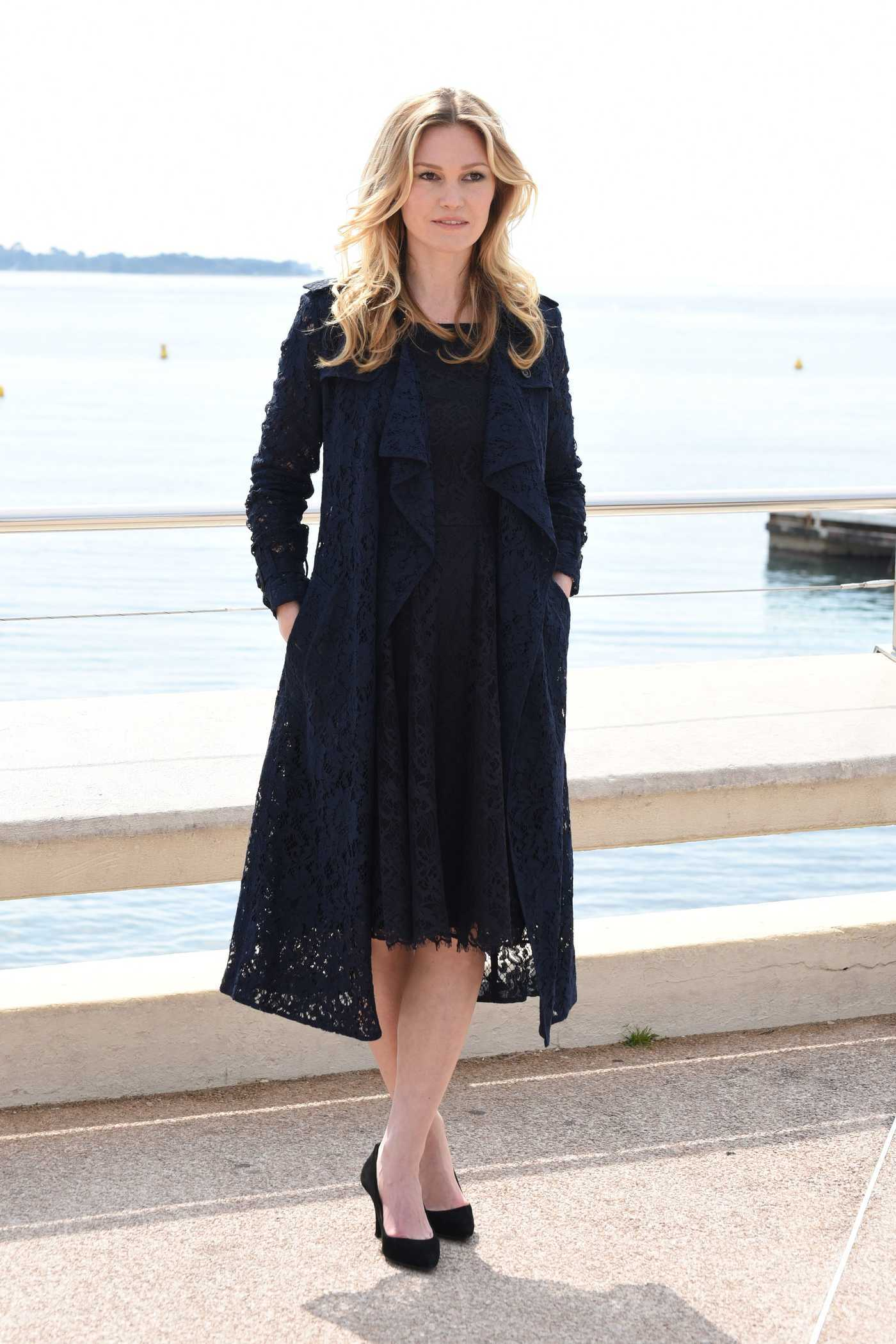 Julia Stiles at a Photocall Riviera in Cannes 04/03/2017