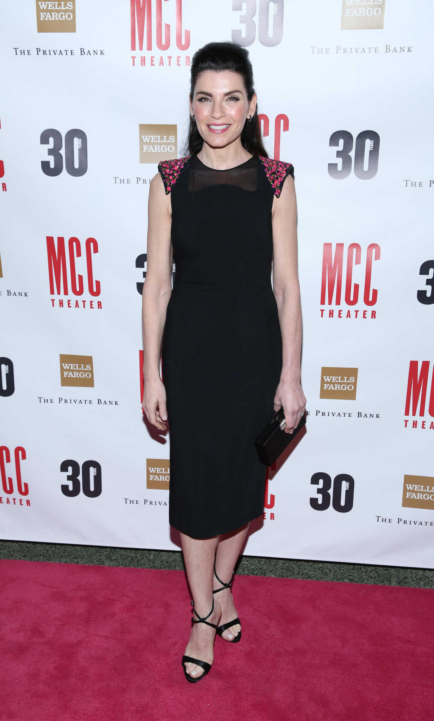 Julianna Margulies at the MCC Theater's Annual Miscast Gala in New York 04/03/2017