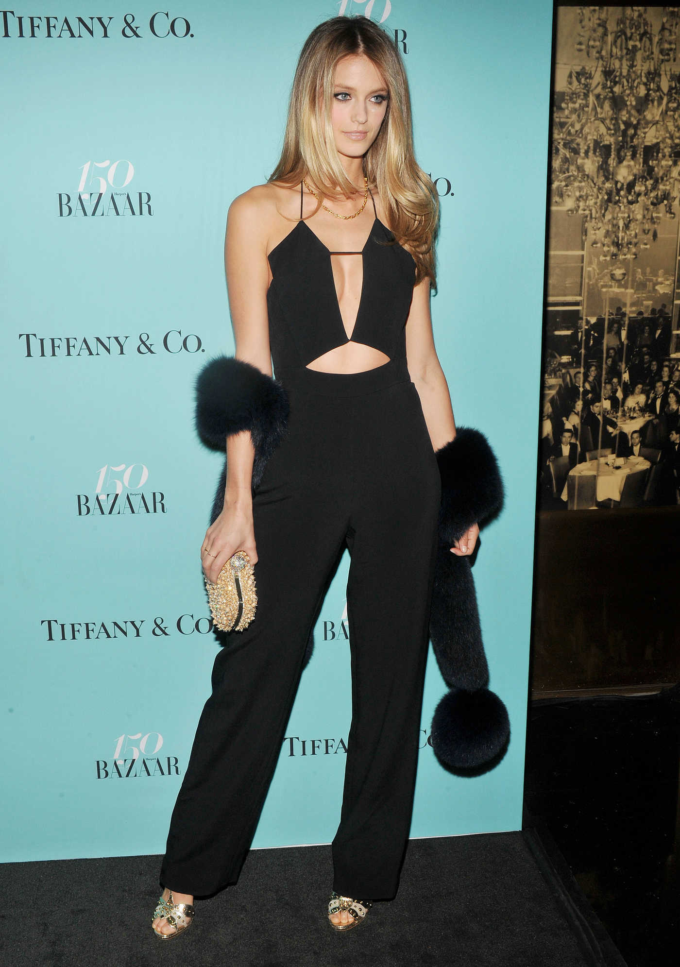 Kate Bock at the Harper's Bazaar 150th Anniversary Event Presented With Tiffany and Co in New York 04/19/2017