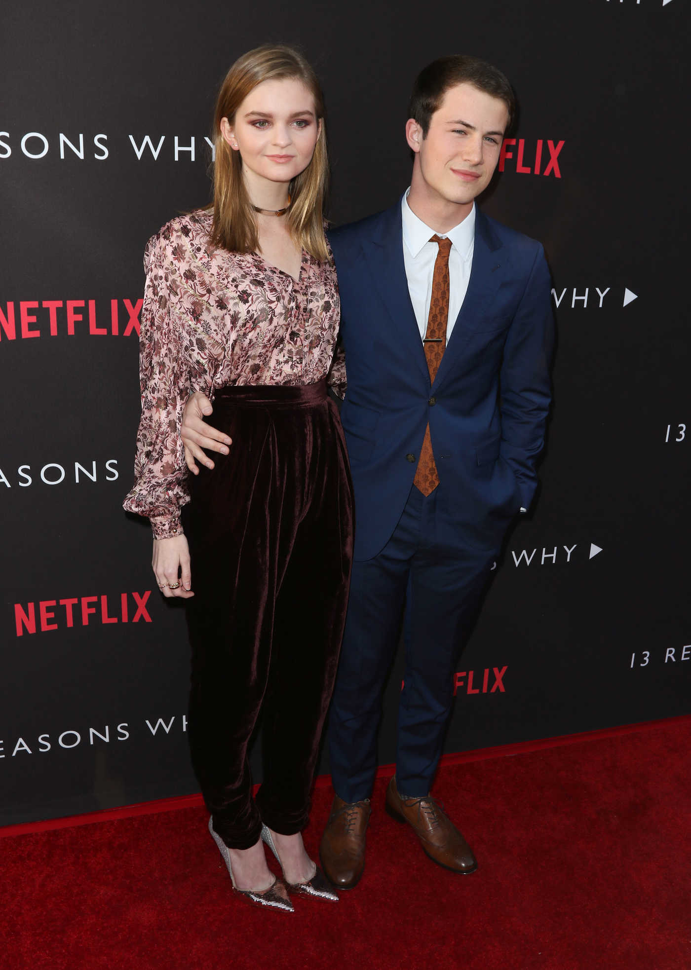 Kerris Dorsey at the 13 Reasons Why TV Series Premiere in Los Angeles 03/30/2017