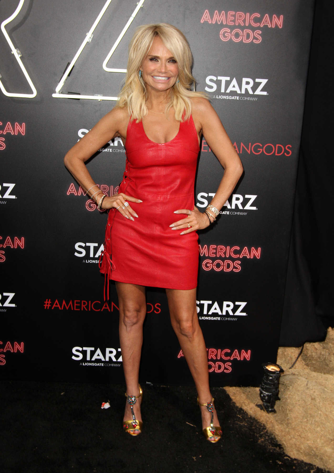 Kristin Chenoweth at American Gods Premiere in Los Angeles 04/20/2017