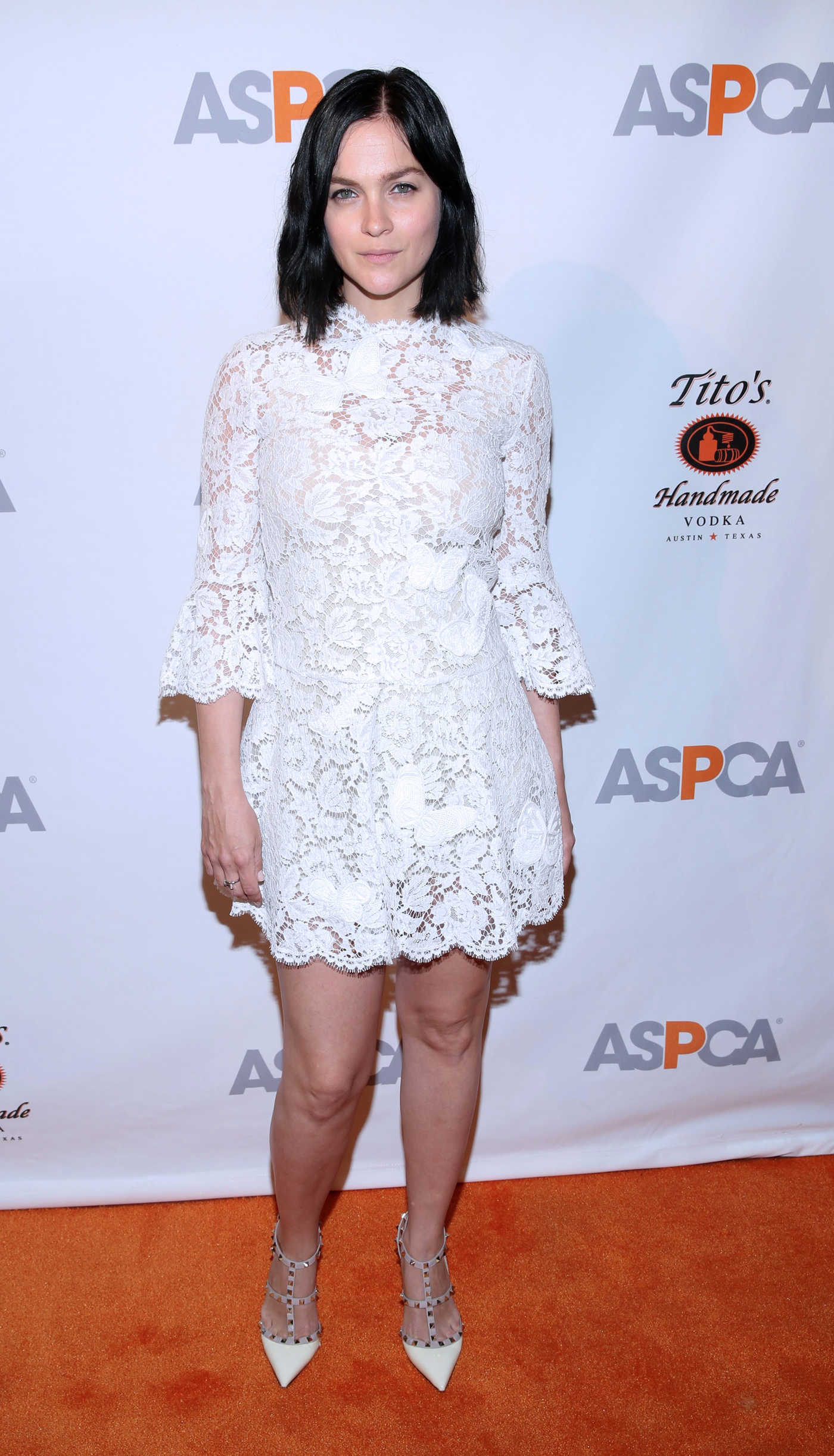 Leigh Lezark at the ASPCA 20th Annual Bergh Ball at the Plaza Hotel in New York City 04/20/2017