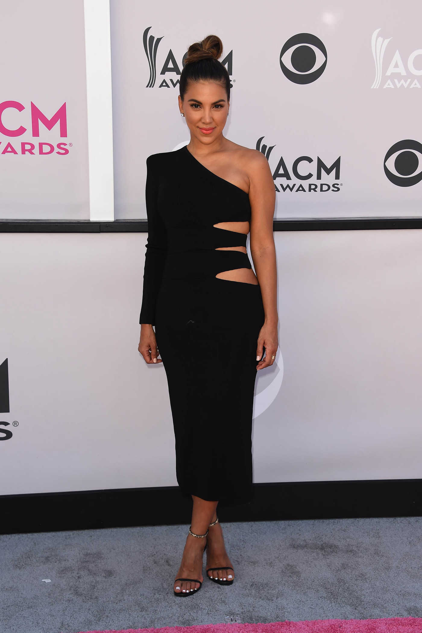 Liz Hernandez at the 52nd Annual Academy of Country Music Awards at T-Mobile Arena in Las Vegas 04/02/2017