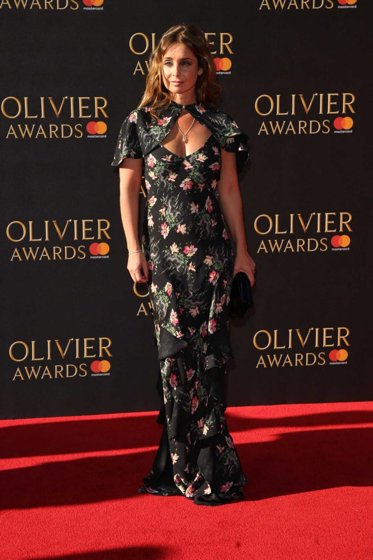 Louise Redknapp at the Olivier Awards in London 04/09/2017-1