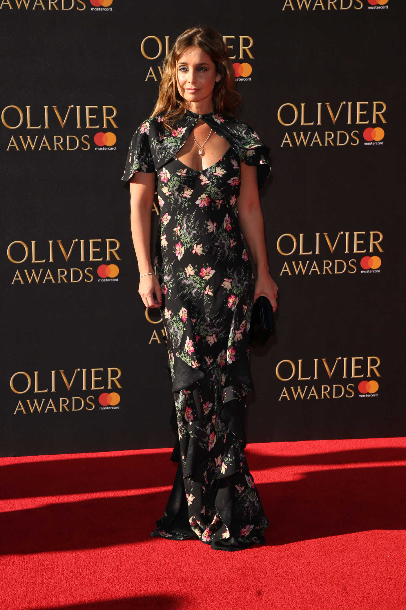 Louise Redknapp at the Olivier Awards in London 04/09/2017
