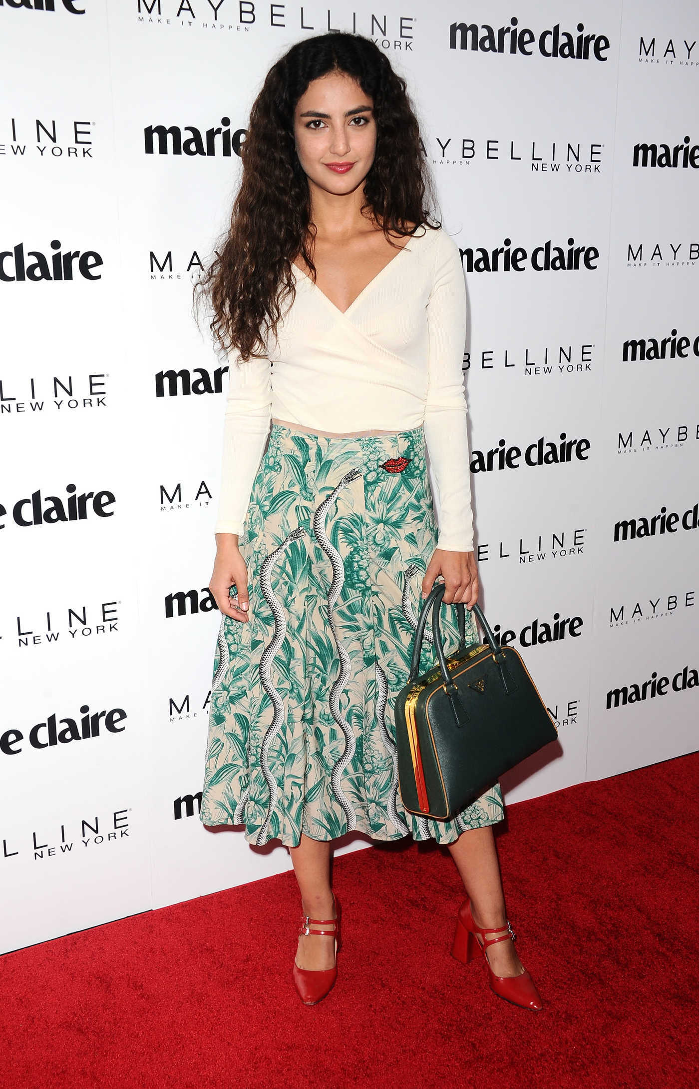 Medalion Rahimi At The Marie Claire Celebrates Fresh Faces Event In Los Angeles 04 21 2017 Celebrity Wiki Onceleb Wiki