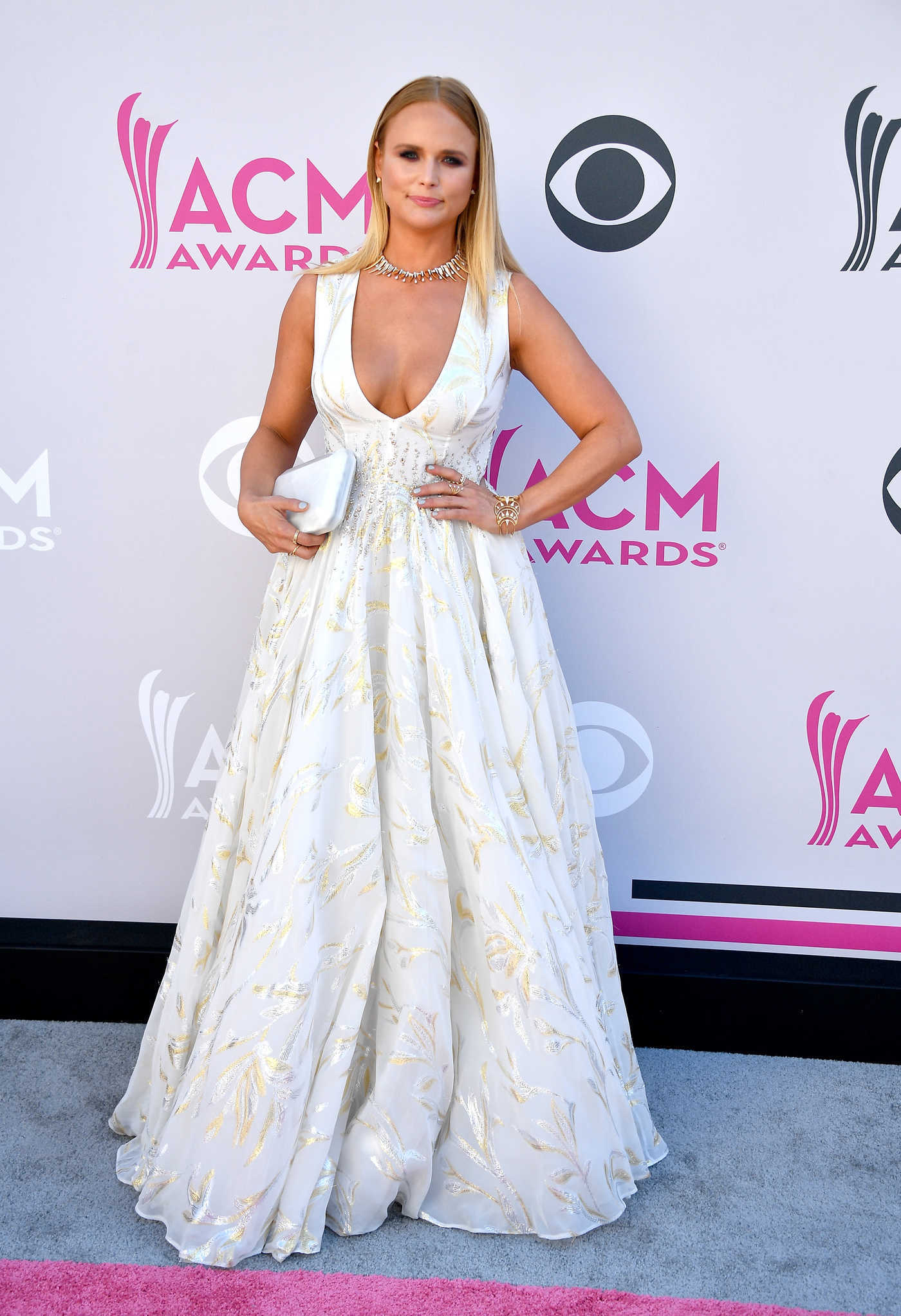 Miranda Lambert at the 52nd Annual Academy of Country Music Awards at T-Mobile Arena in Las Vegas 04/02/2017