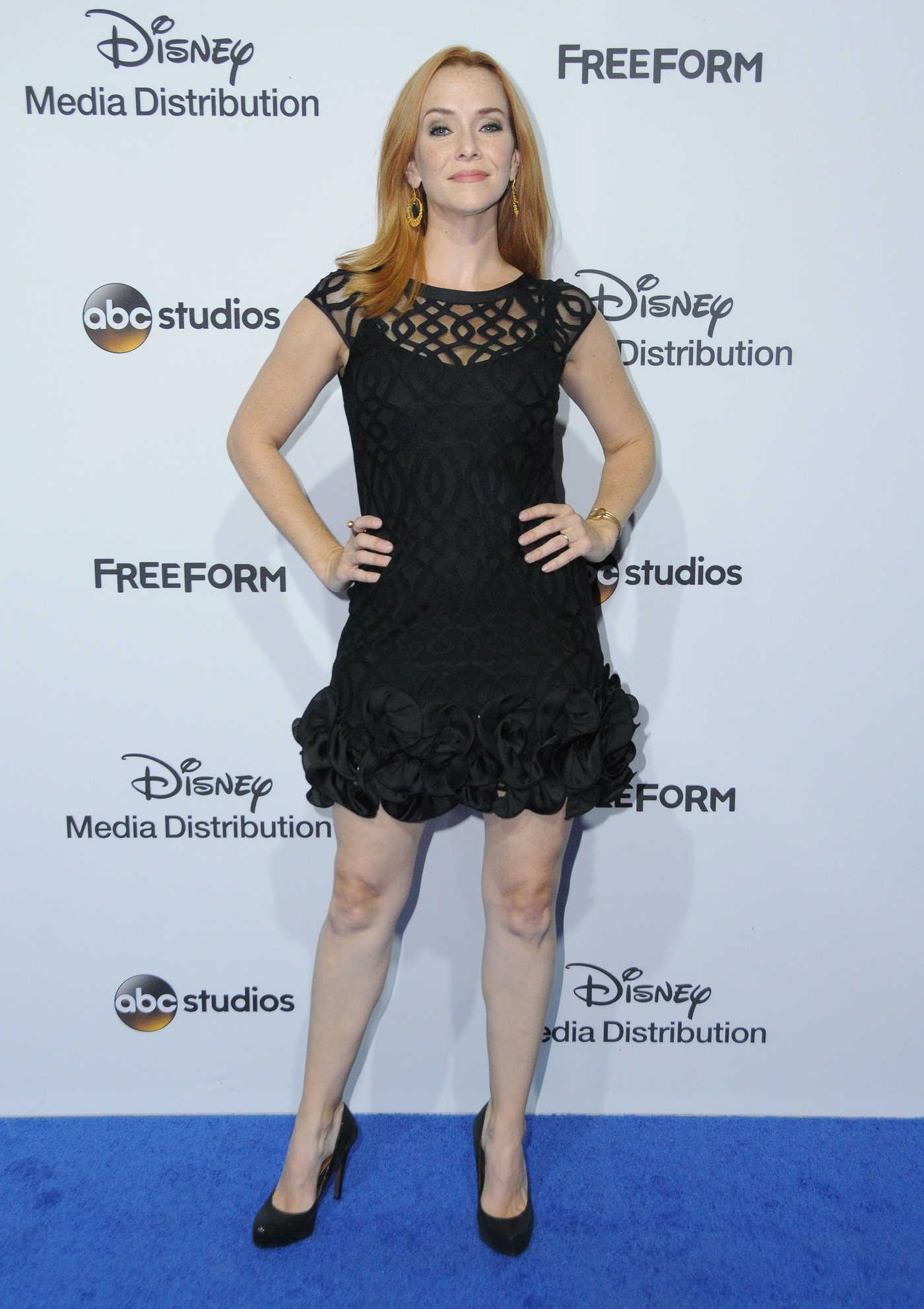 Annie Wersching at the 2017 ABC/Disney Media Distribution International Upfront at Walt Disney Studio Lot in Burbank 05/21/2017